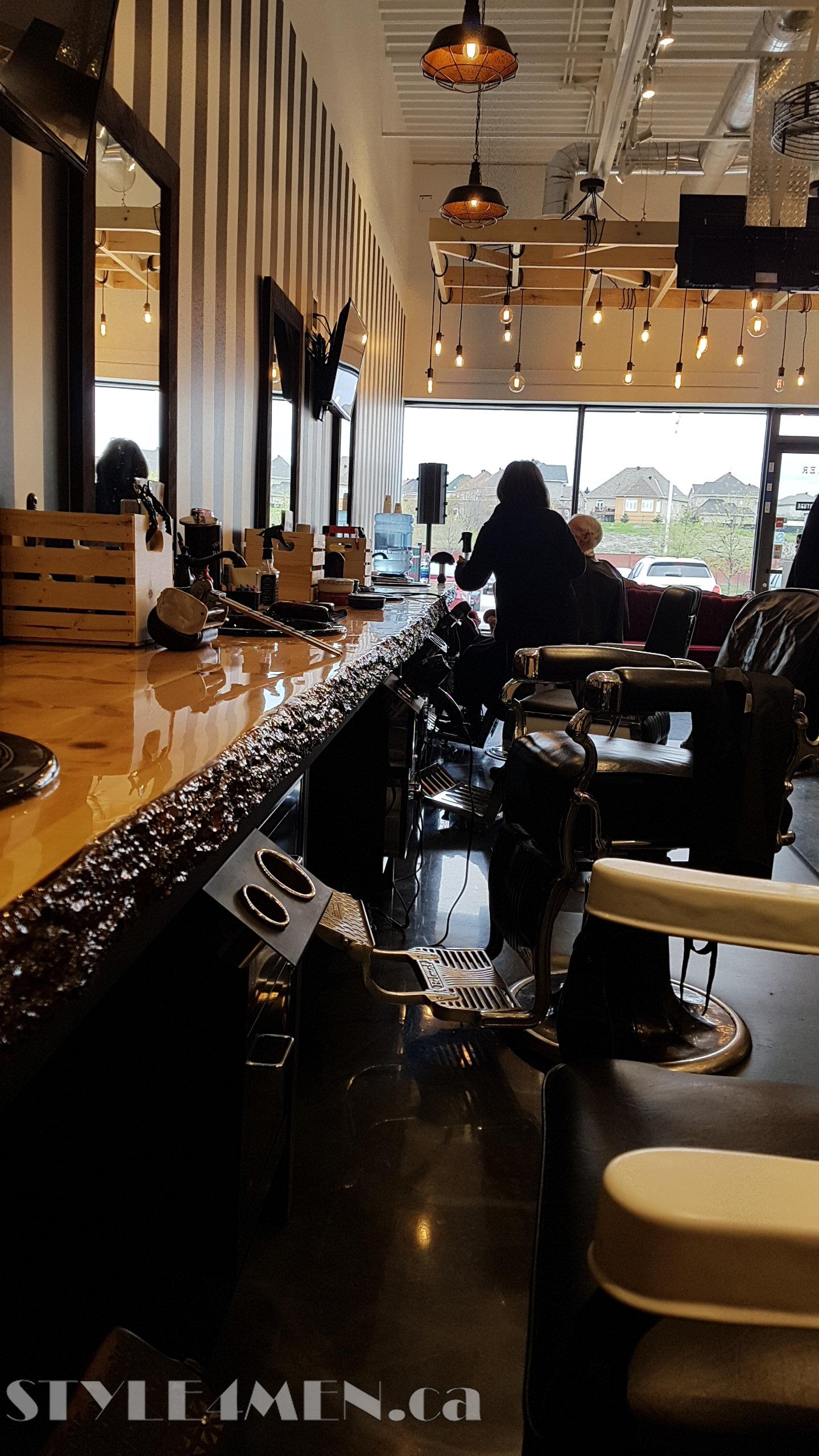 Barbier So Gentleman – Stunningly Slick Barber Shop