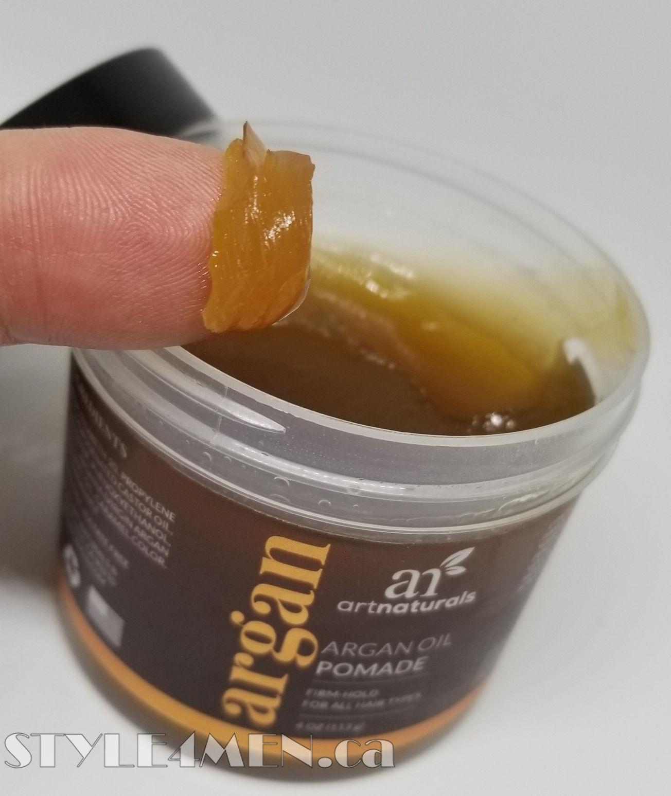 Natural Recipe Pomade Men Hair