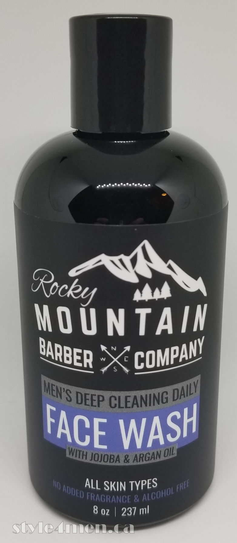 Rocky Mountain Barber Company Face Wash – Smooth Operator