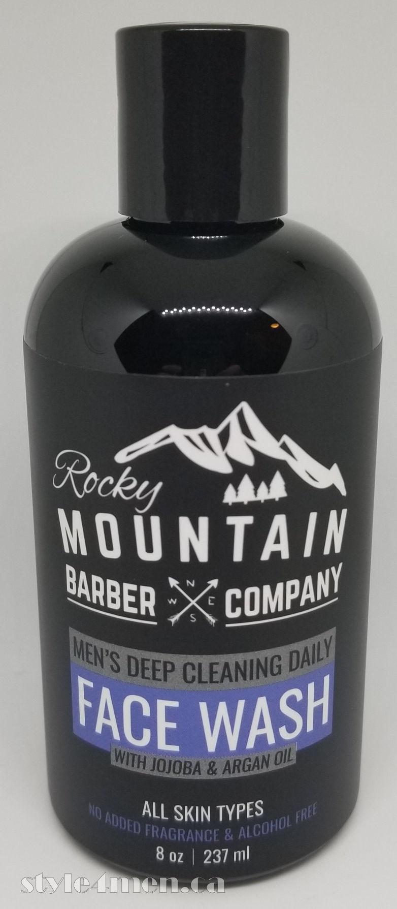 Rocky Mountain Face Wash
