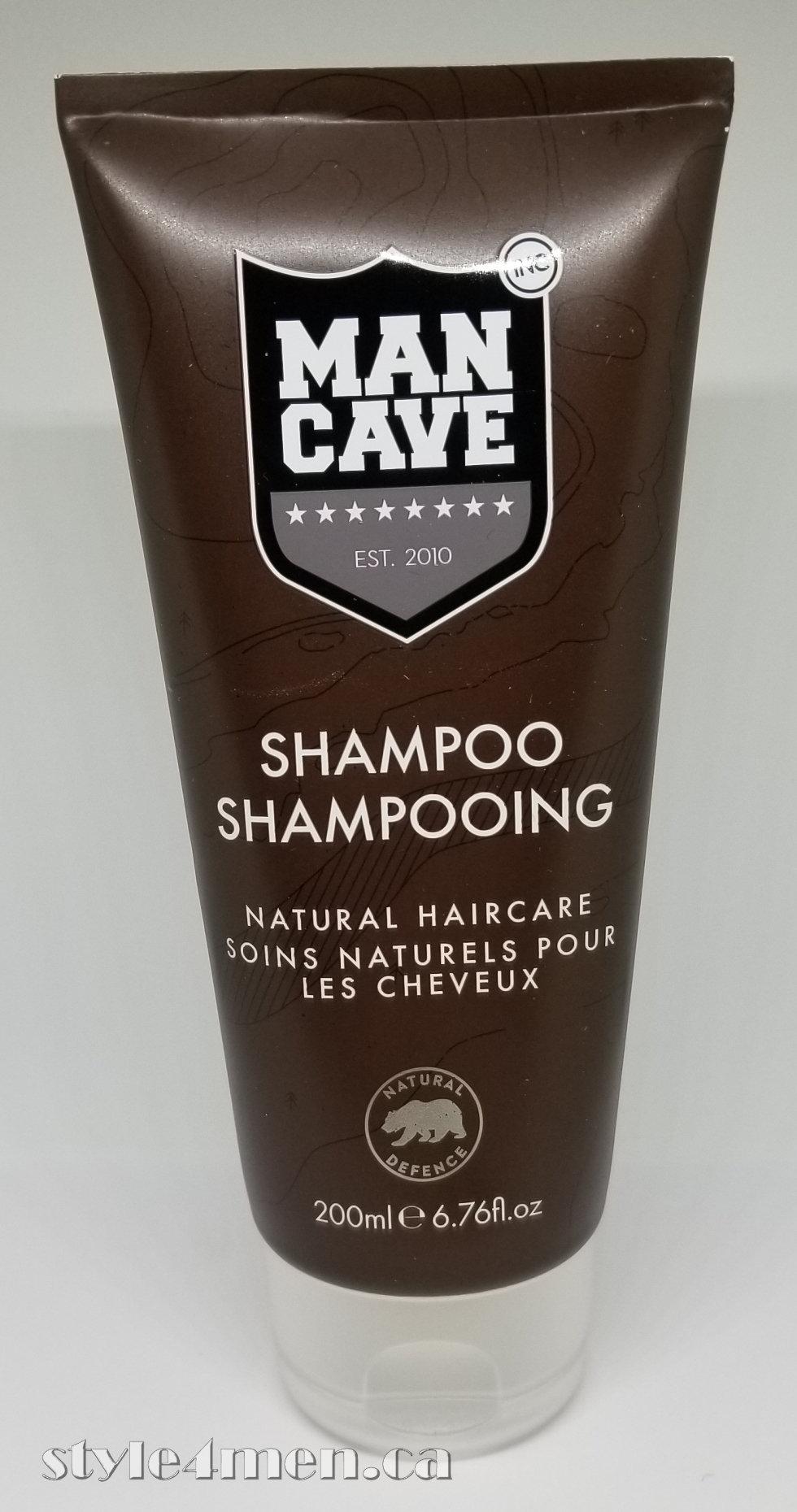 MANCAVE Shampoo