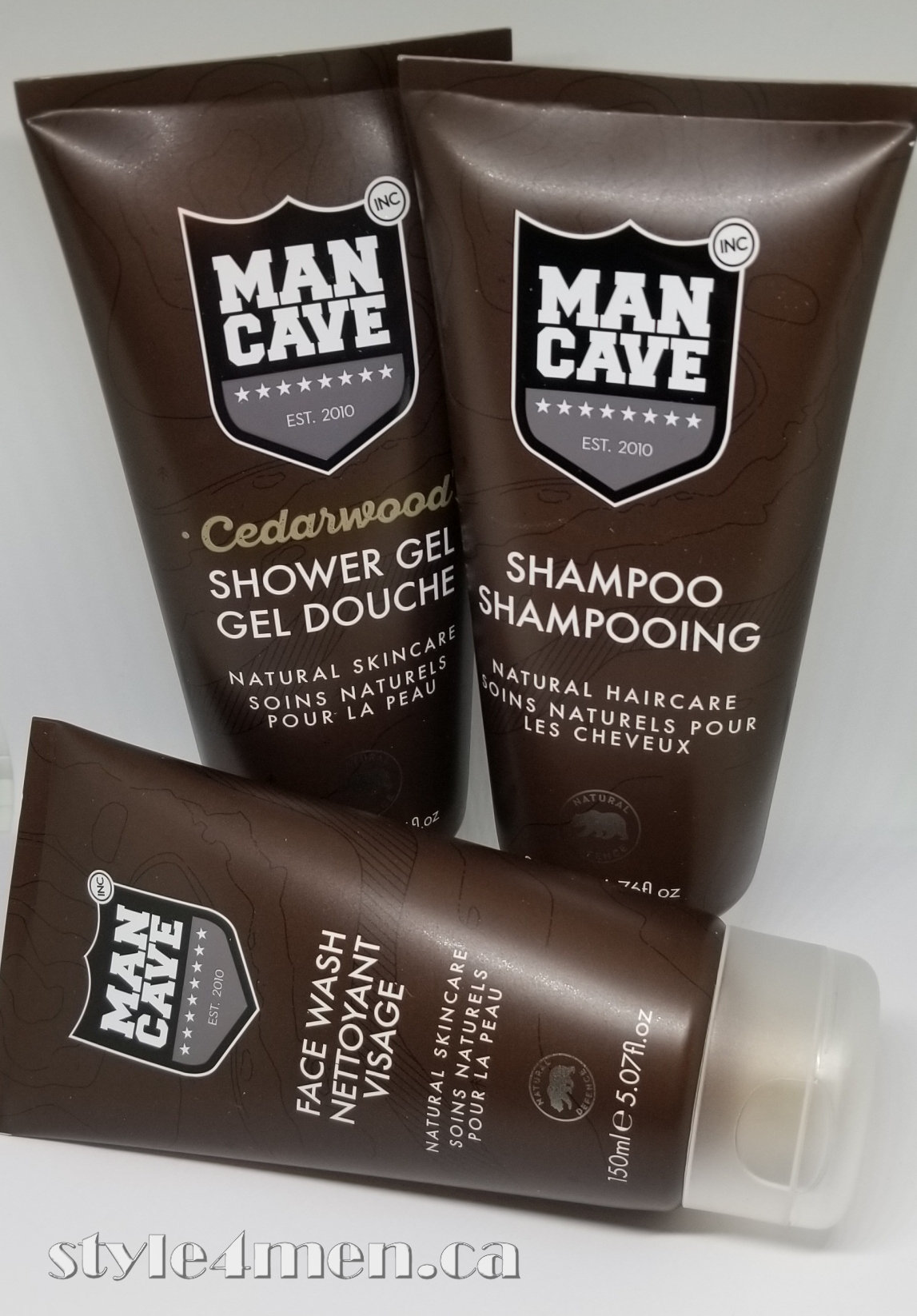 MANCAVE – All Over Body Kit