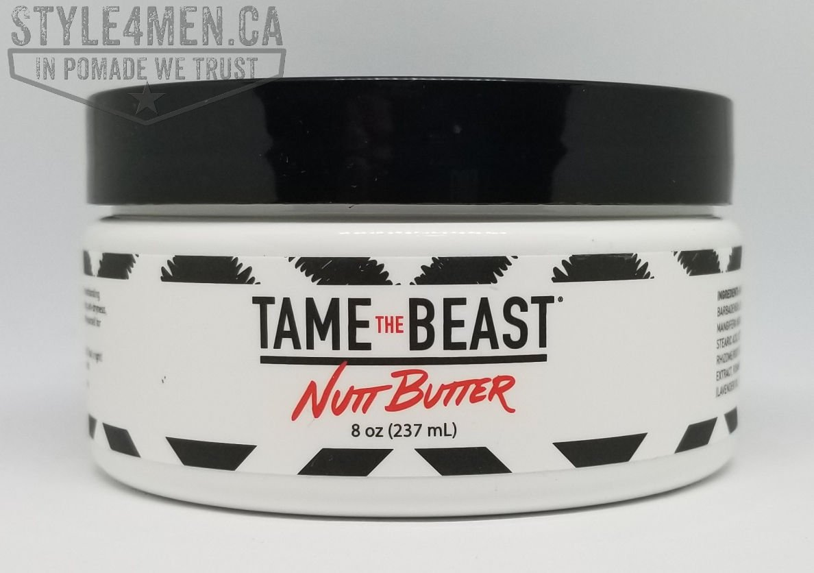 Tame the Beast's Nutt Butter