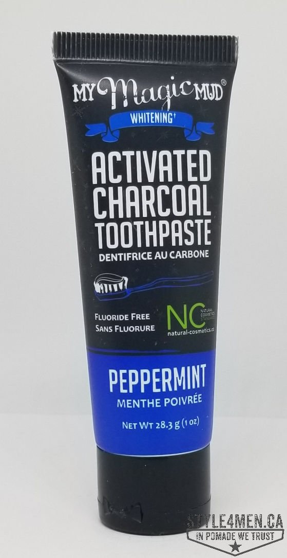 Activate Charcoal Toothpaste by My Magic Mud – Real whitening power