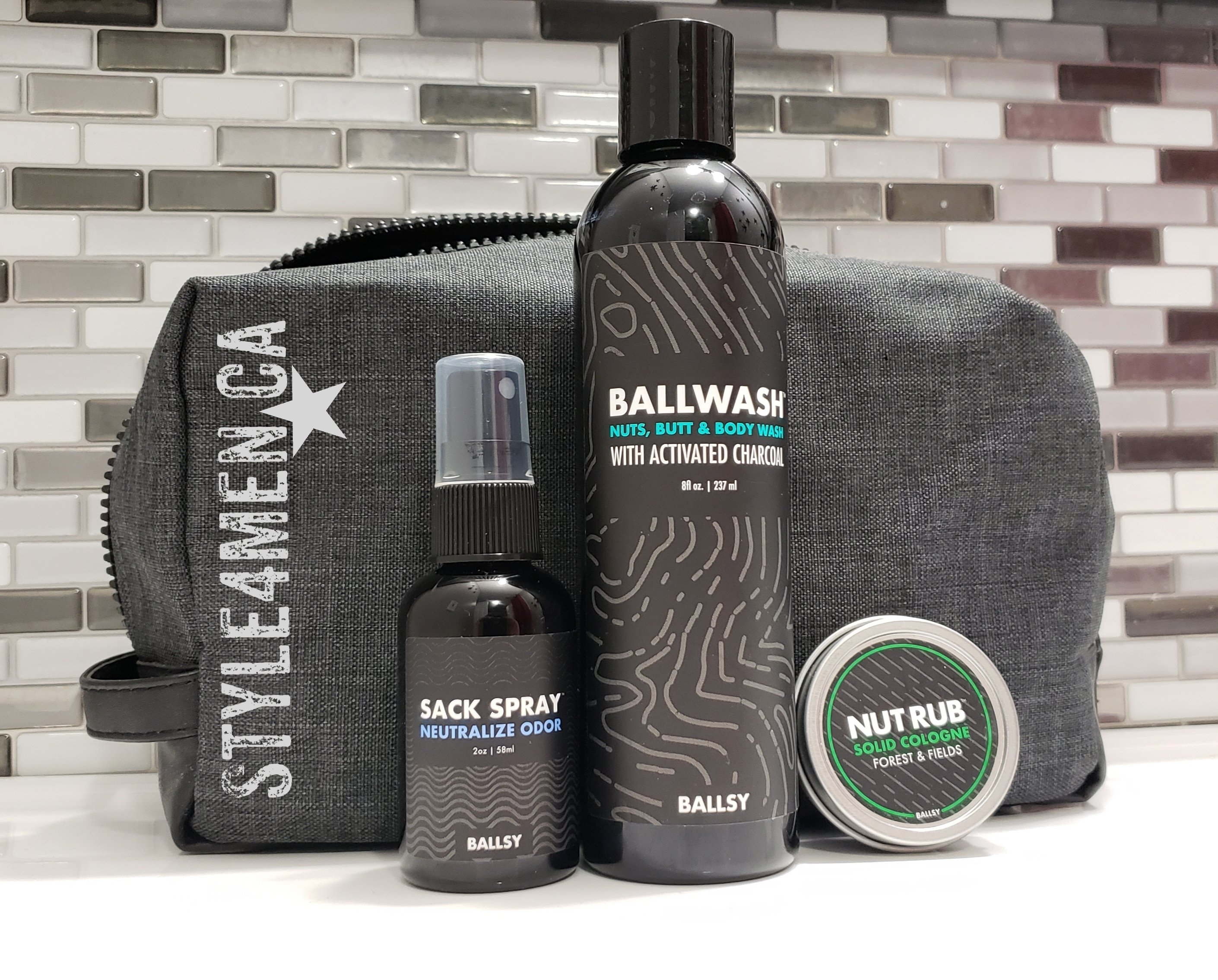 The Sack Pack by BALLSY – Something for your boys