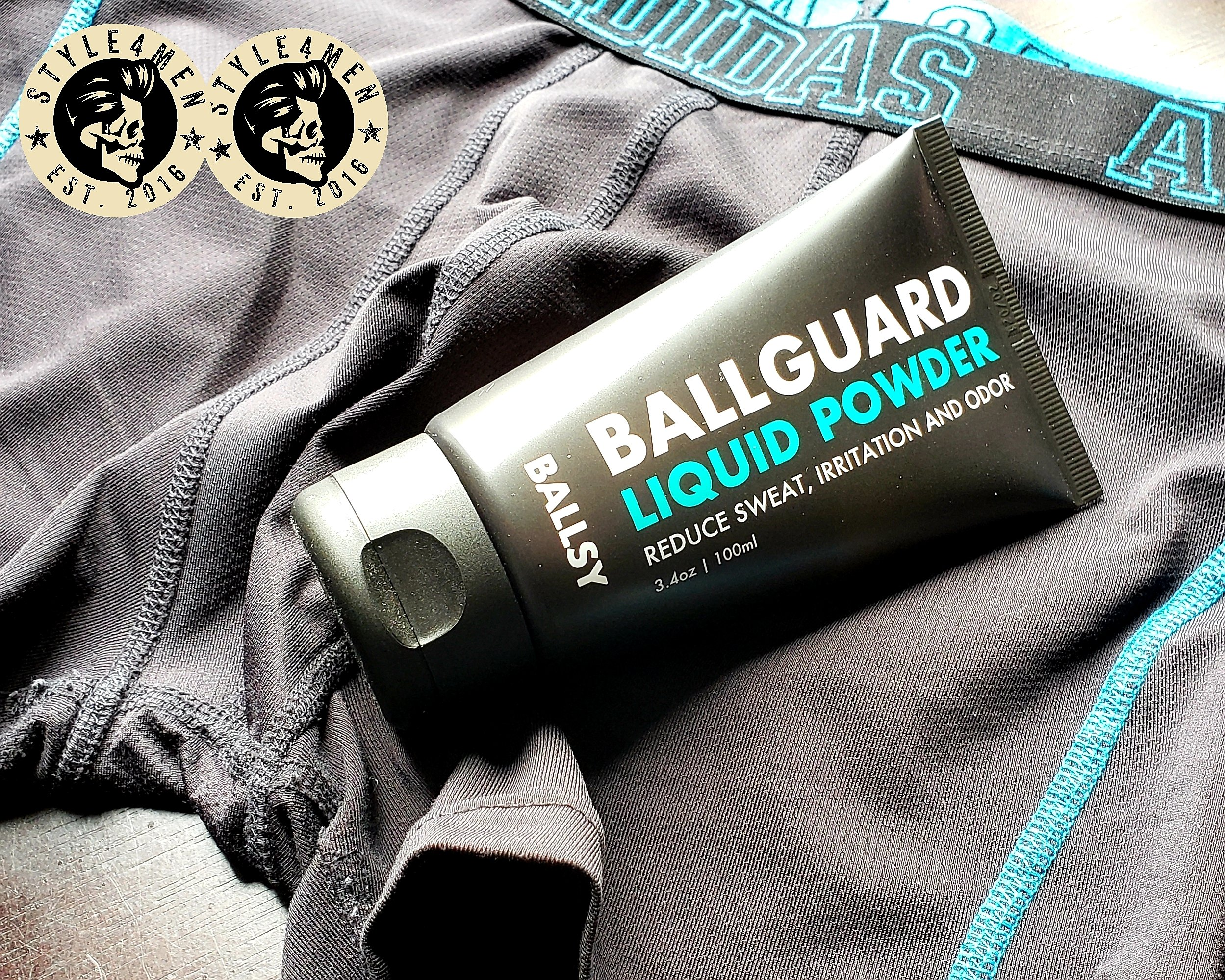 BALLGUARD Liquid Powder by BALLSY
