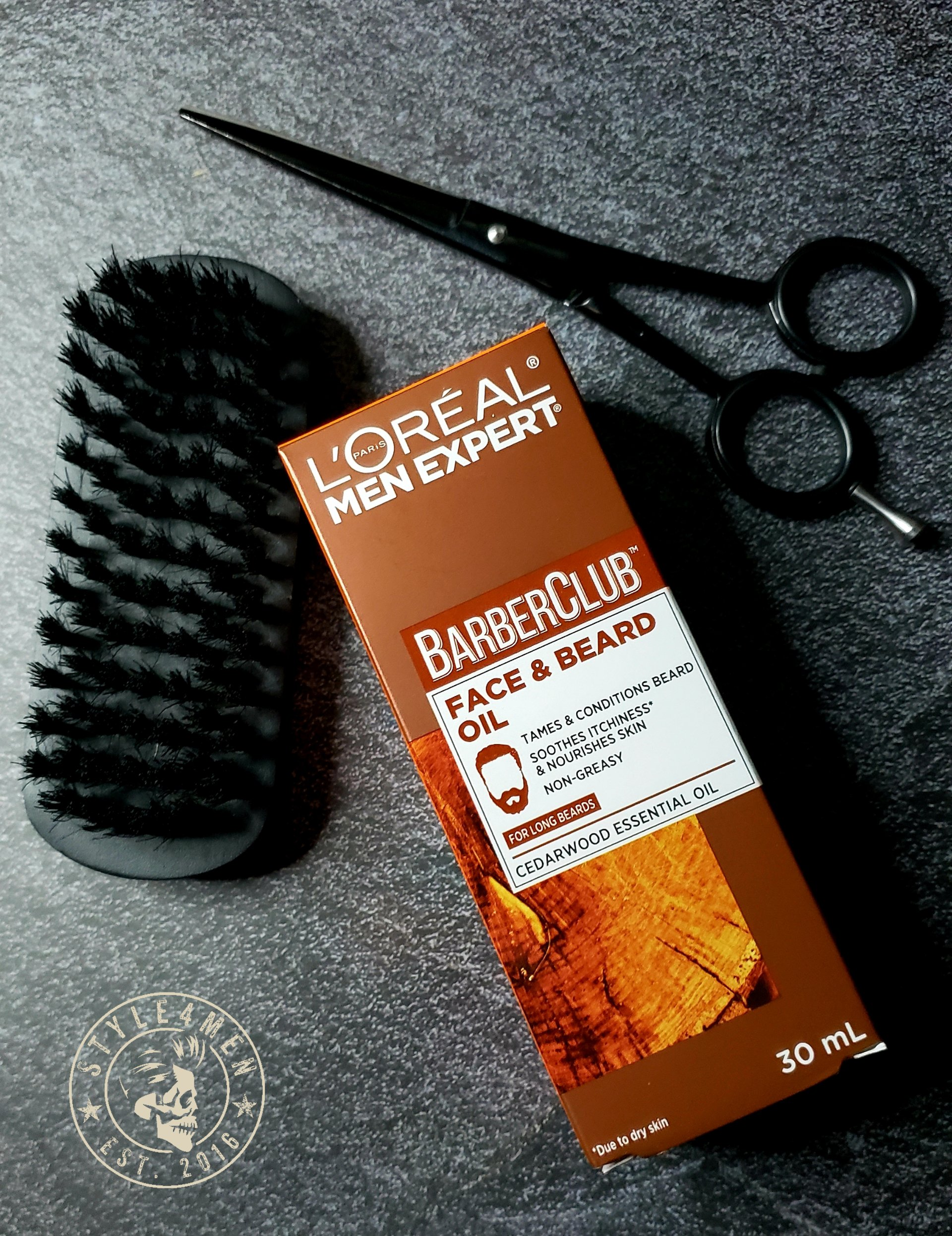 L'Oréal MEN EXPERT Face & Beard Oil