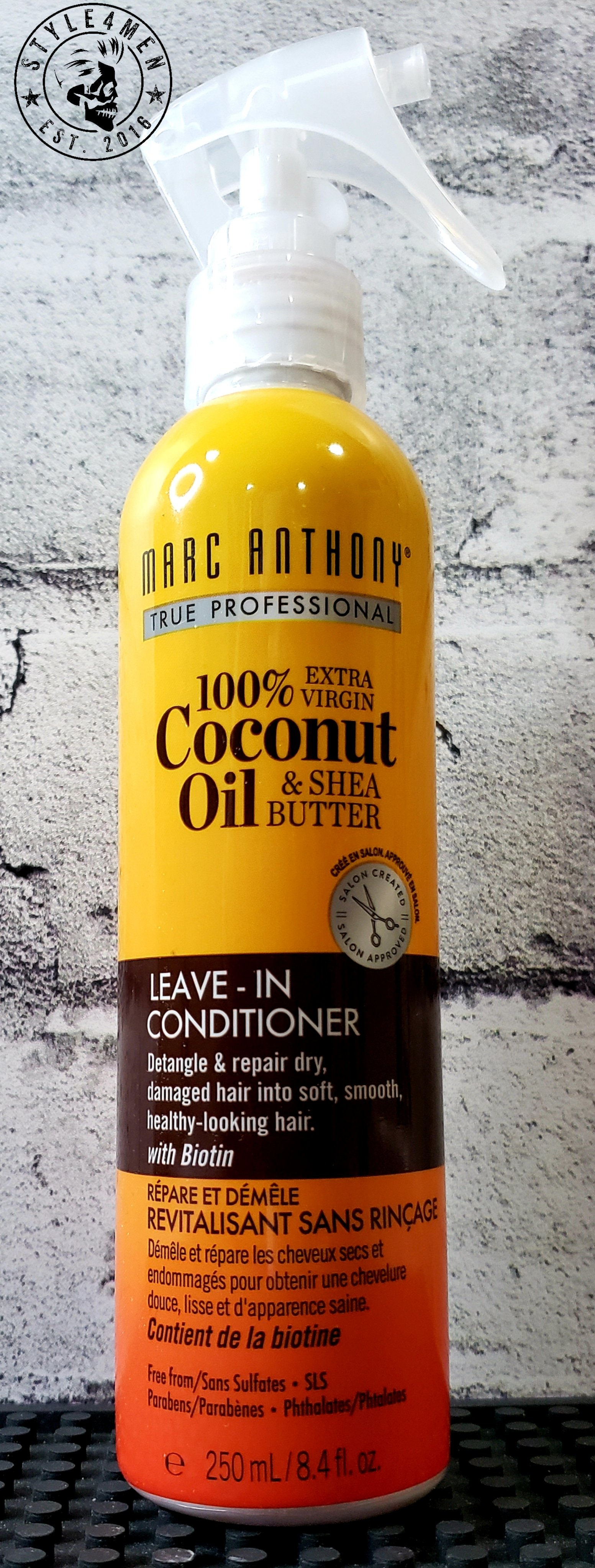 Marc Anthony Coconut Oil & Shea Butter