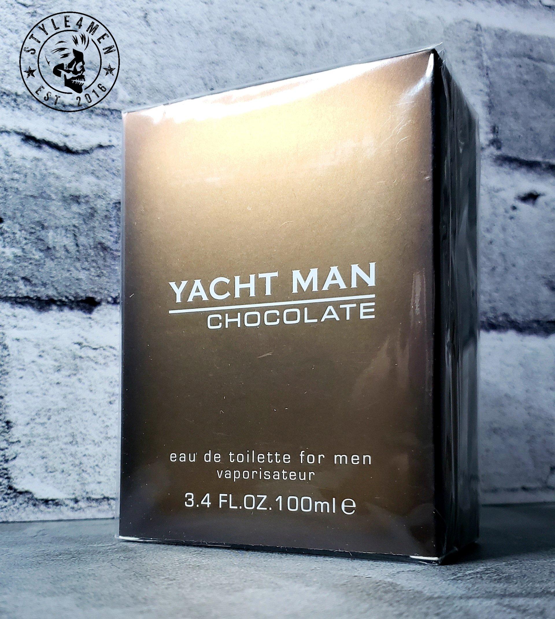 Yacht Man Chocolate