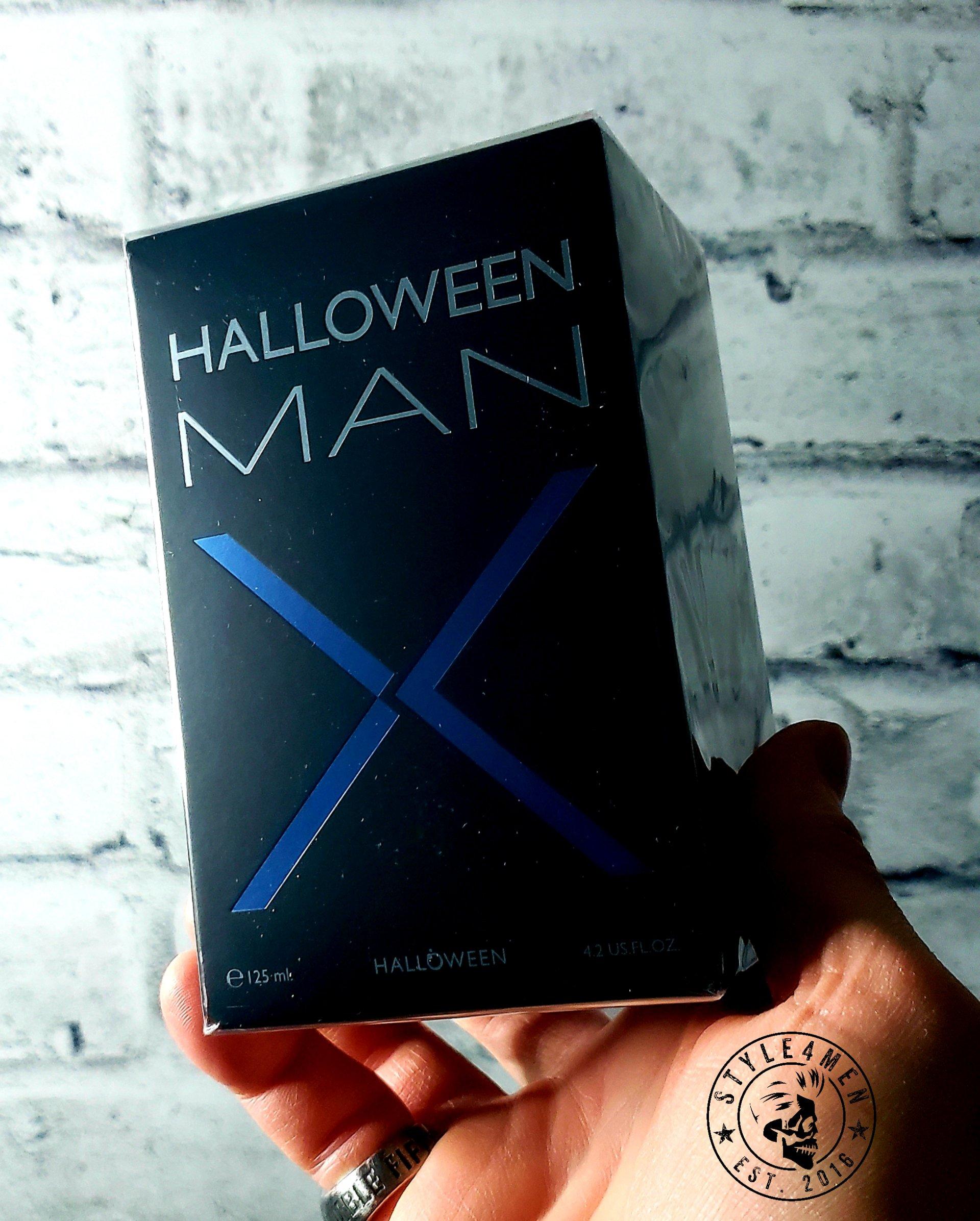 Halloween Man X