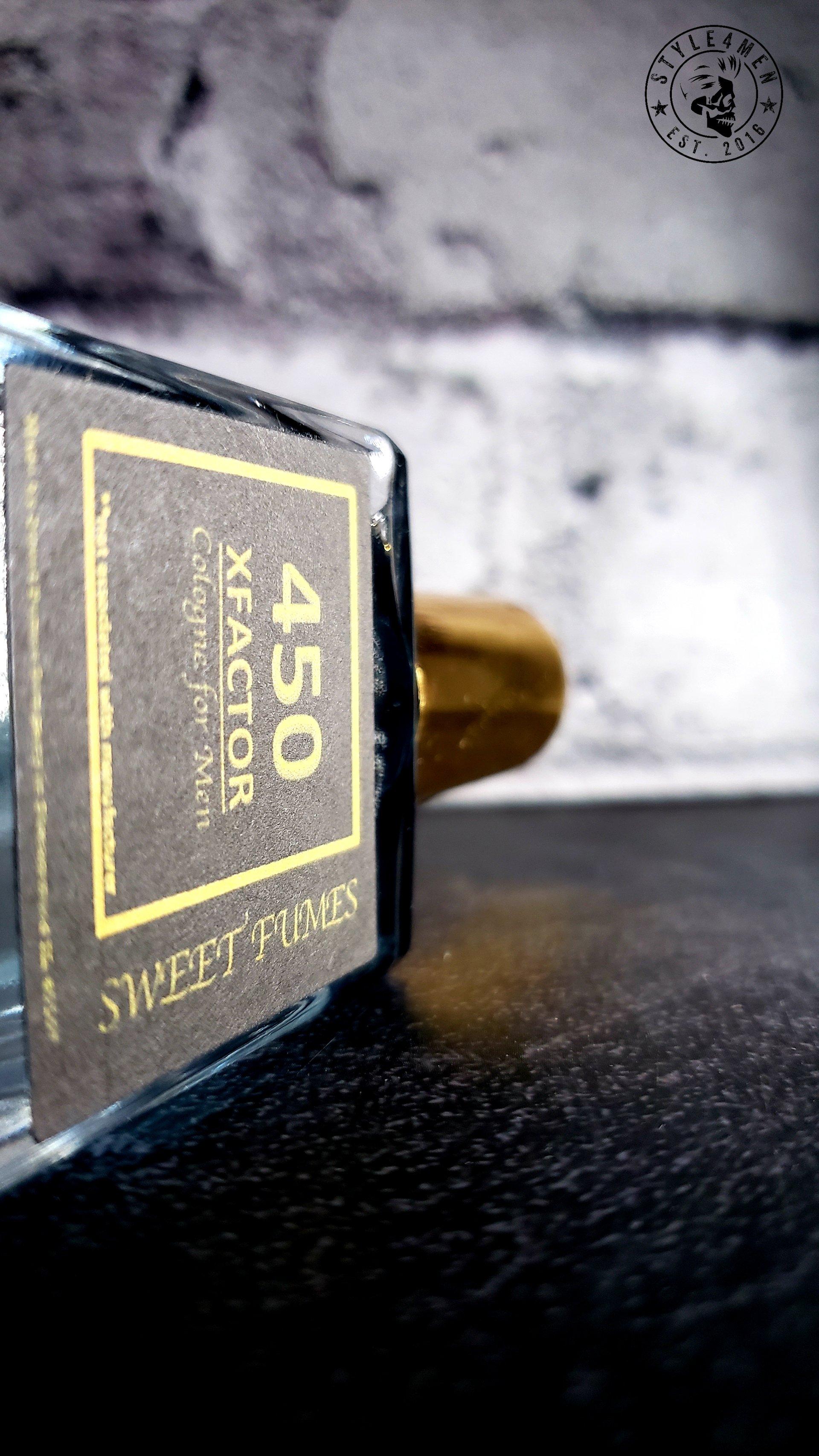 Sweet Fumes 450 XFACTOR