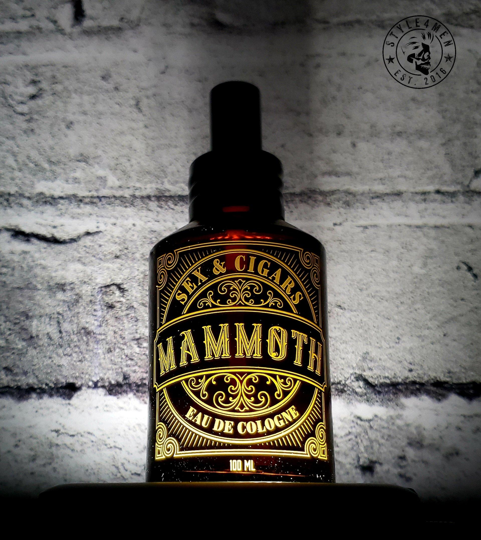 Mammoth Beard Sex & Cigars