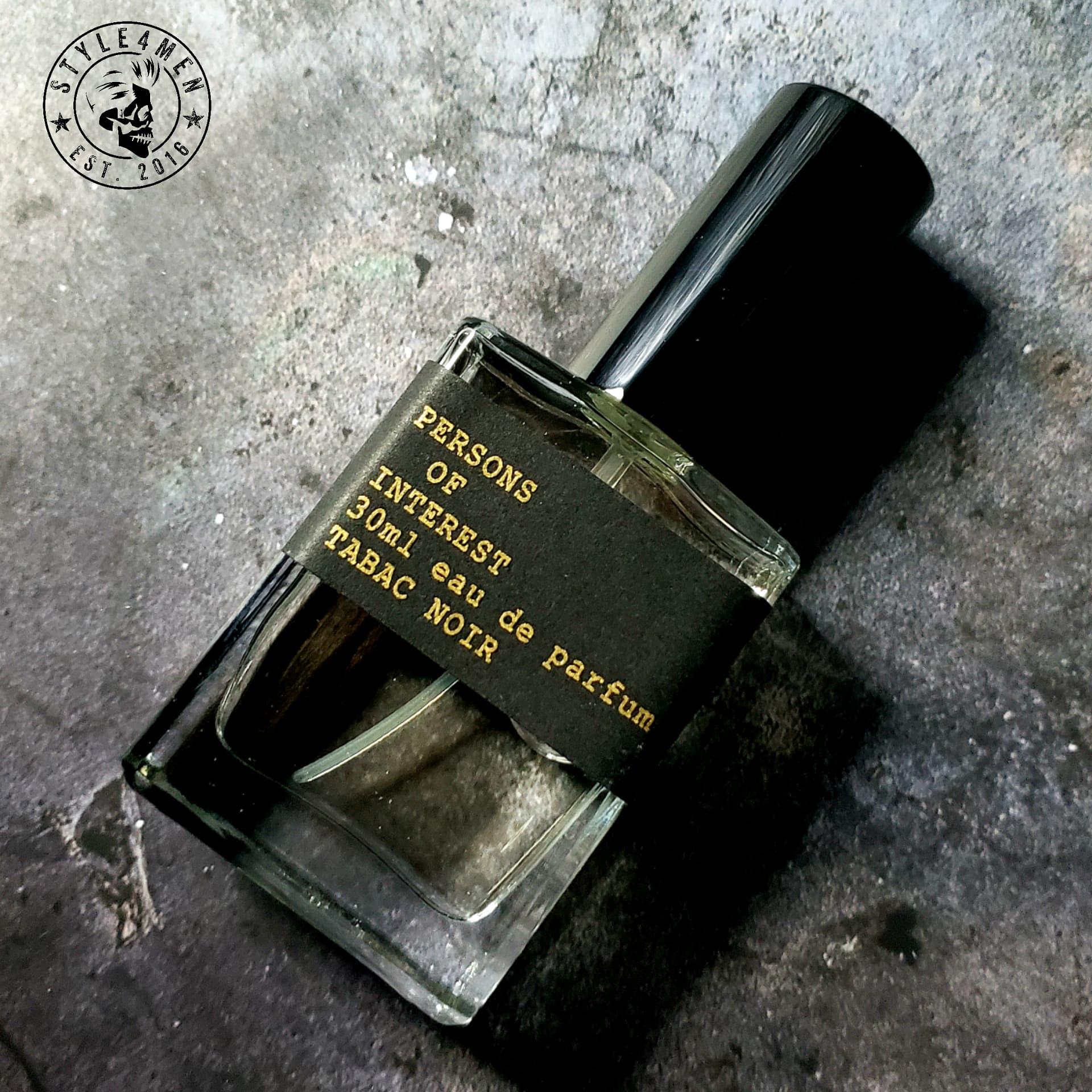 Tabac Noir – An everyday tobacco fragrance