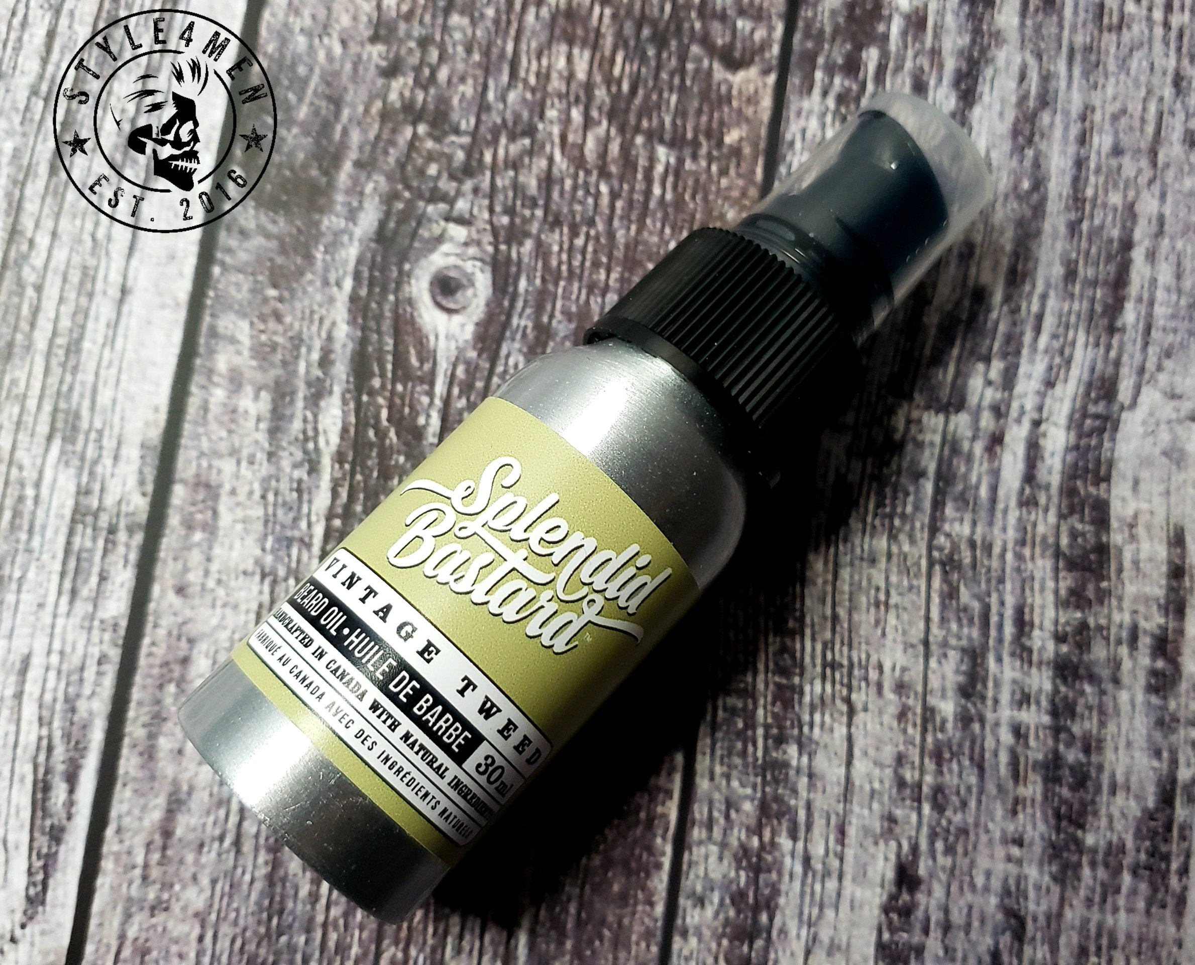 Beard Oil by Splendid Bastard
