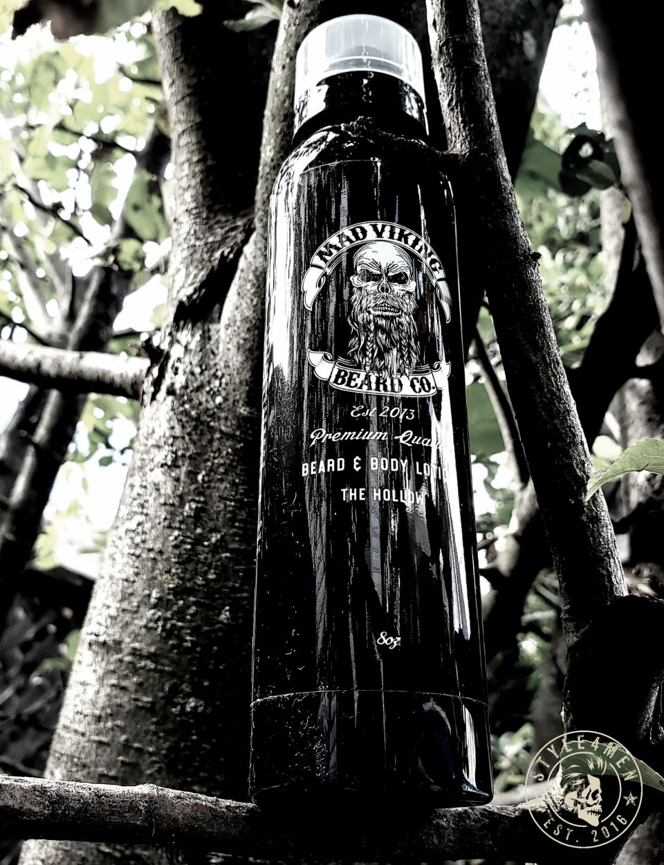 Mad Viking Beard Lotion – Forget the beard balm, forget the oil!