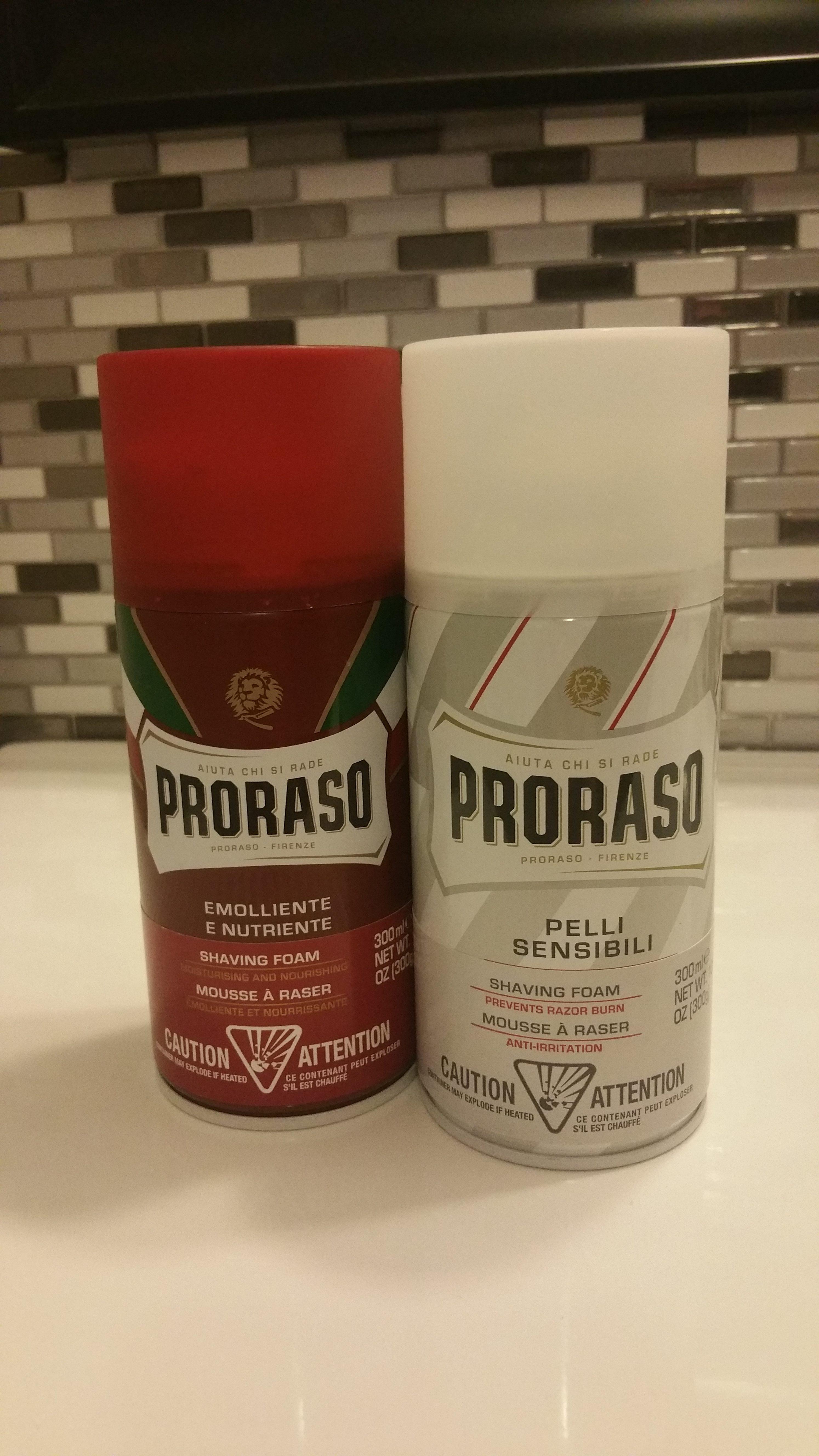 Proraso Style4men Ca