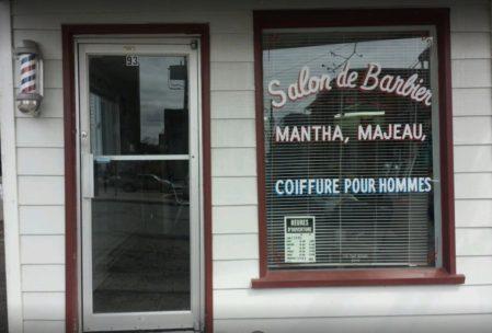 Visit at the oldest Barber Shop in Hull – Mantha-Majeau