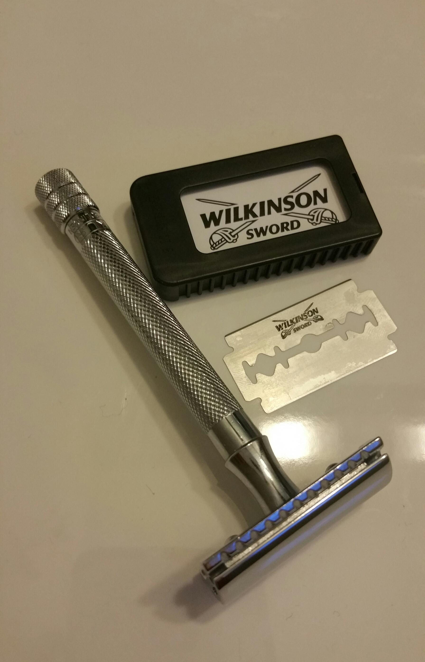 Wilkinson DE blades