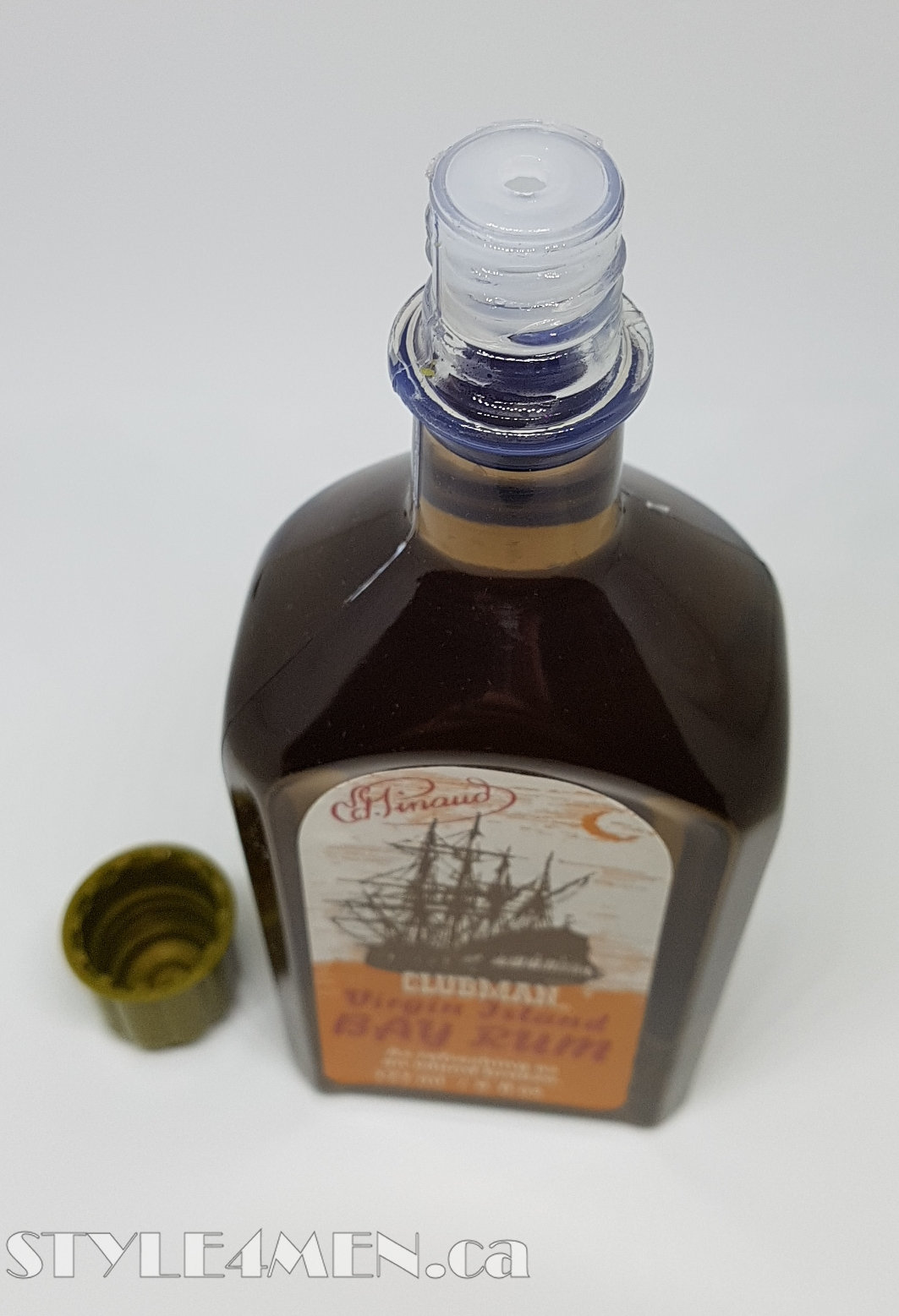 Pinaud-Clubman Bay Rum After-Shave