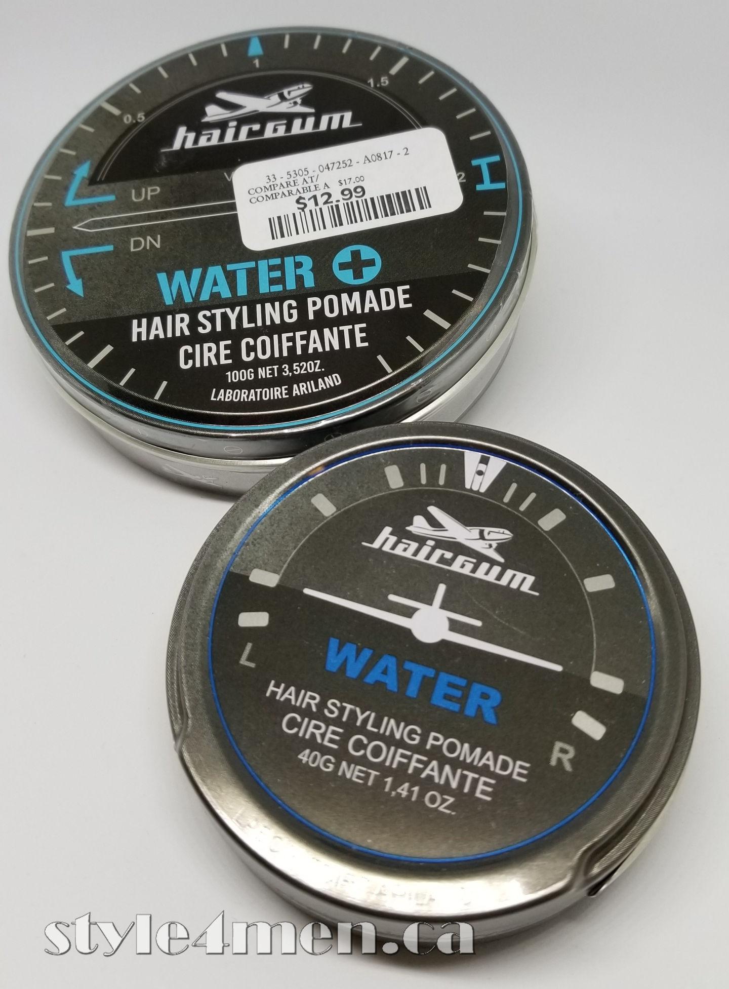 Hairgum Water