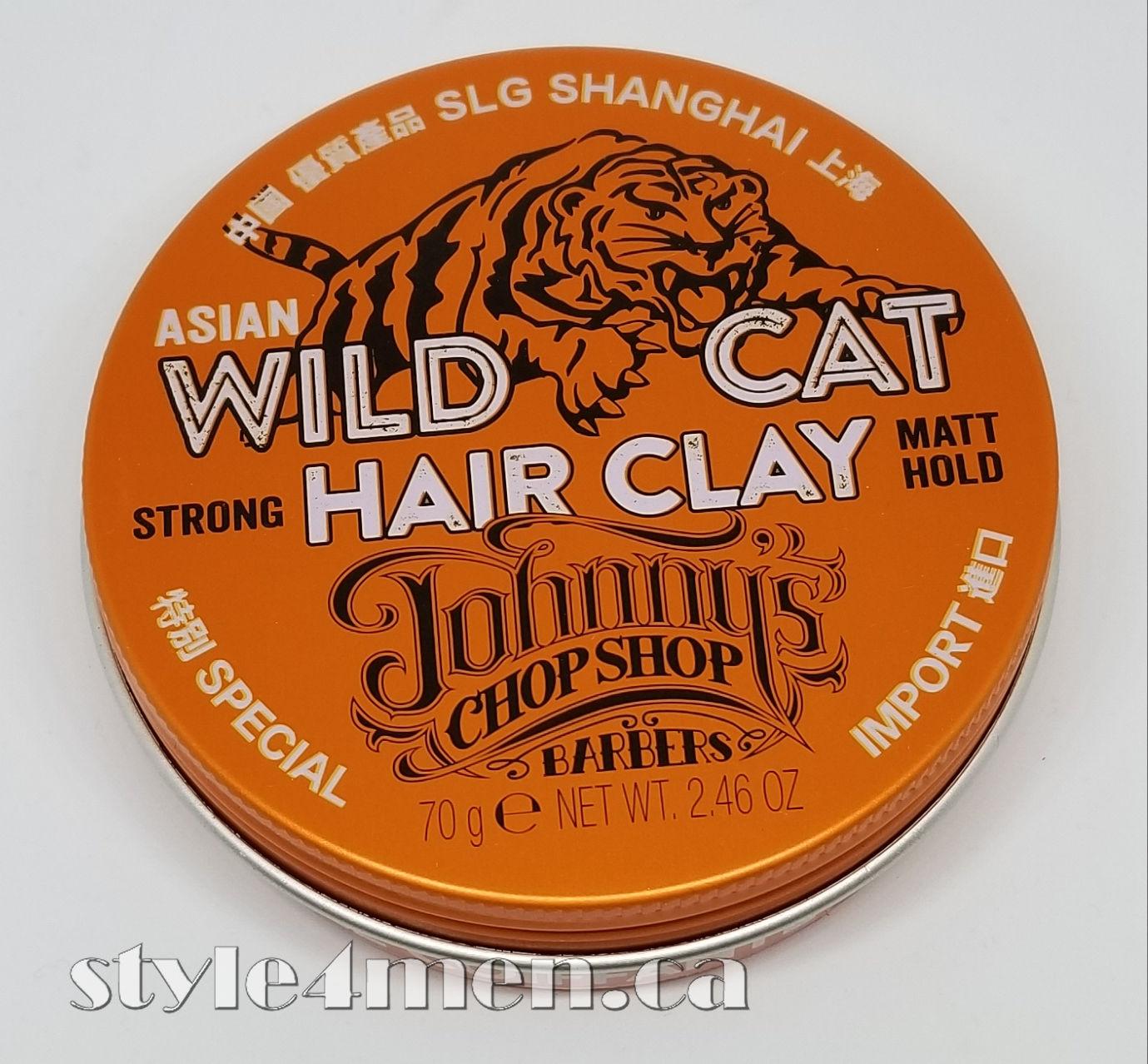 Johnny's Chop Shop Clay