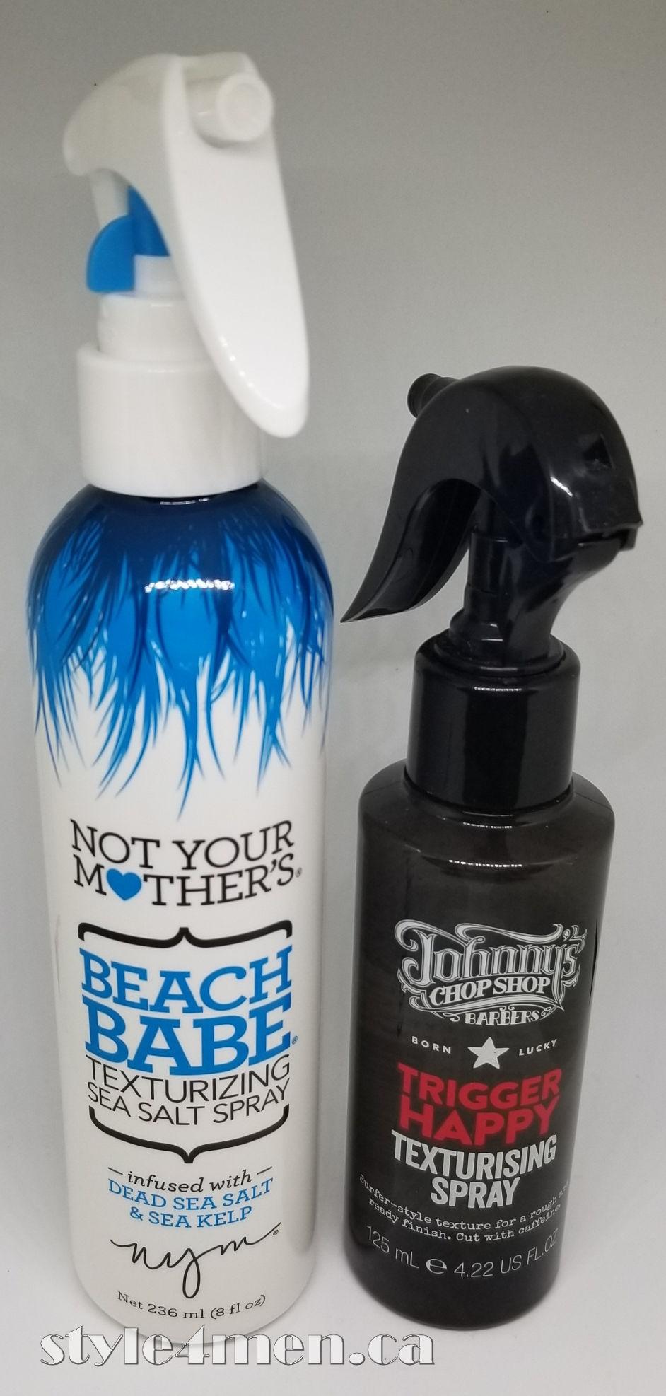 Two Texturizing Sea Salt Sprays