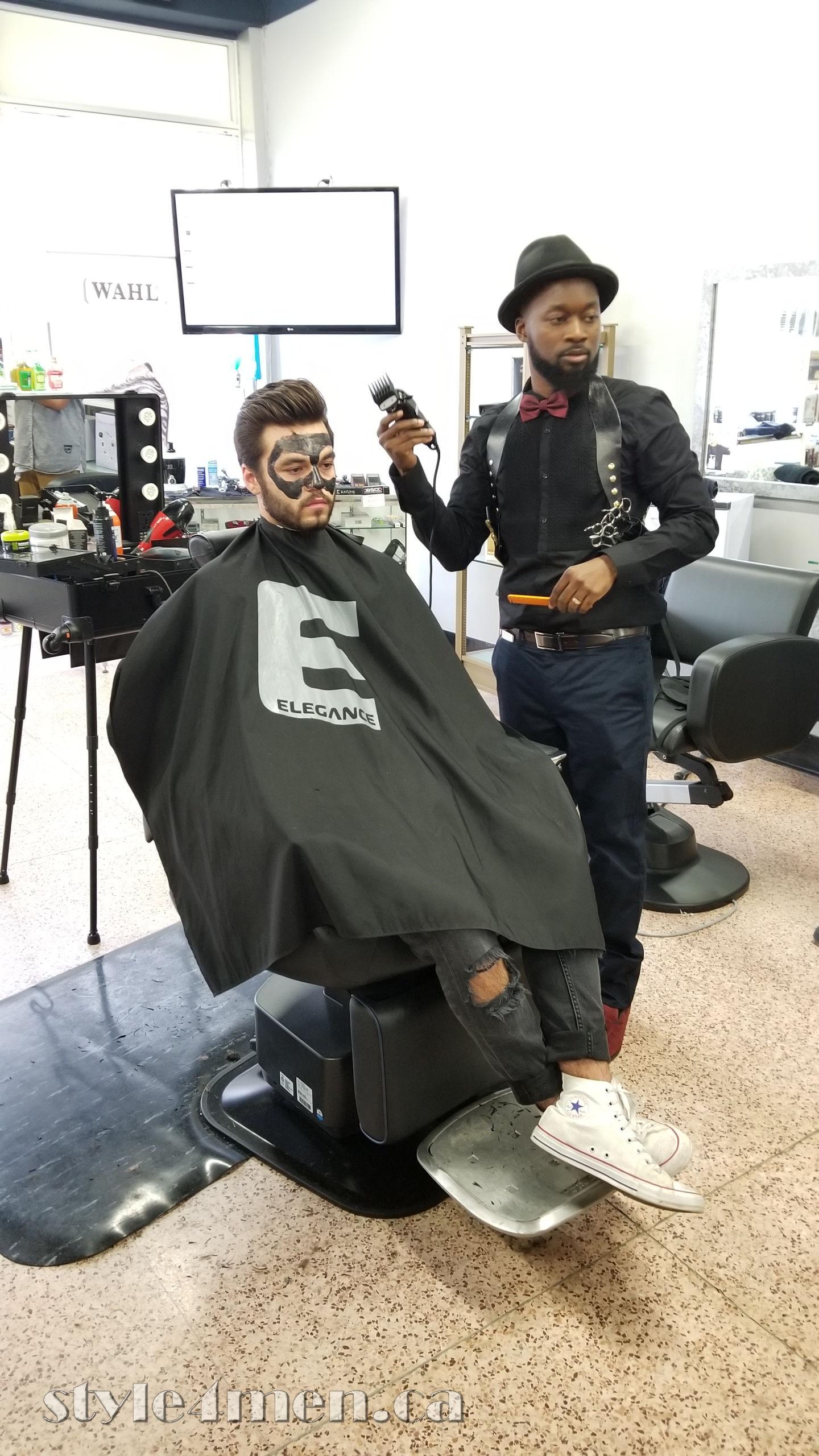 OBSCO's 2017 Barber Bash