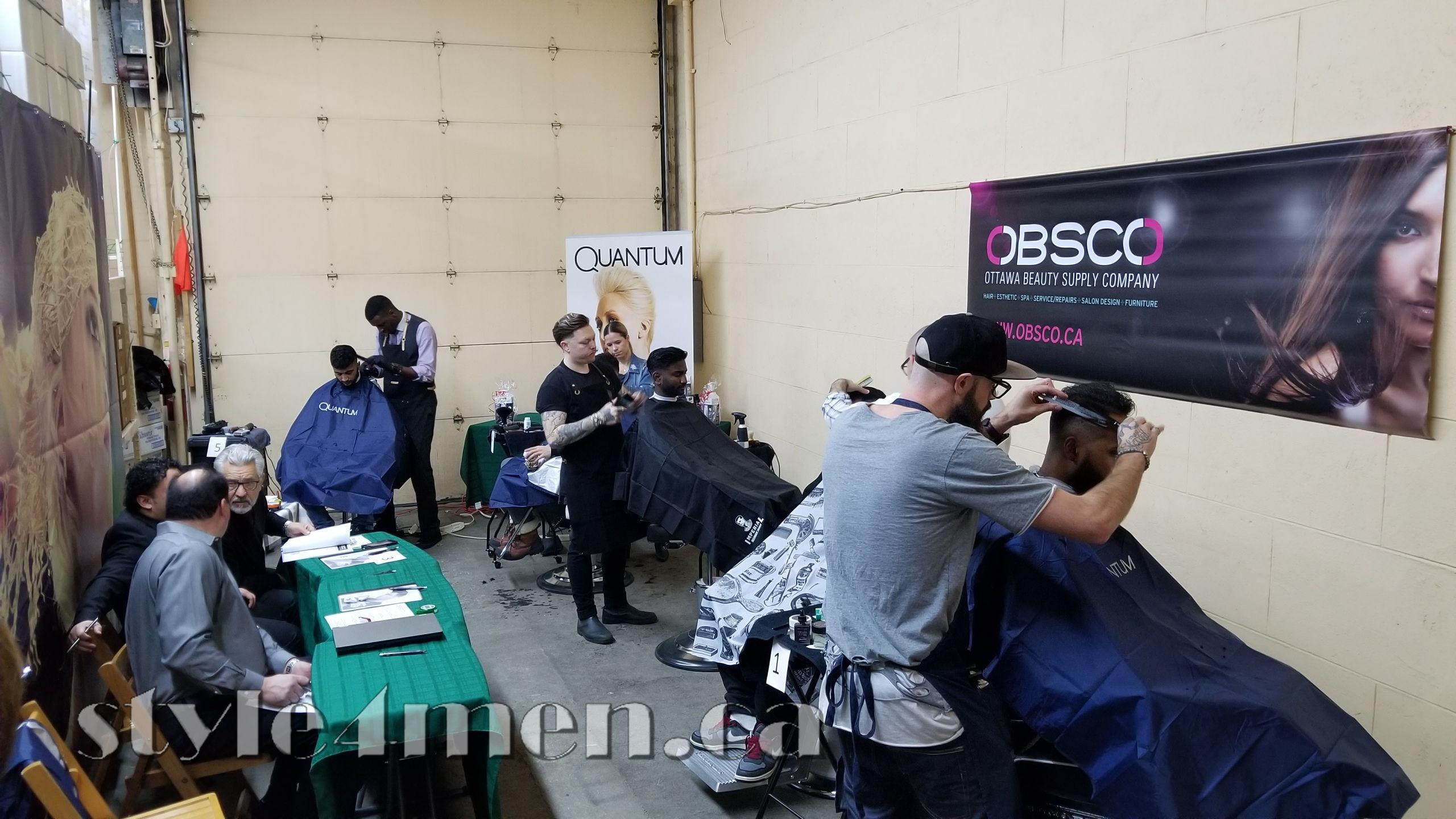 OBSCO Barber Bash 2017
