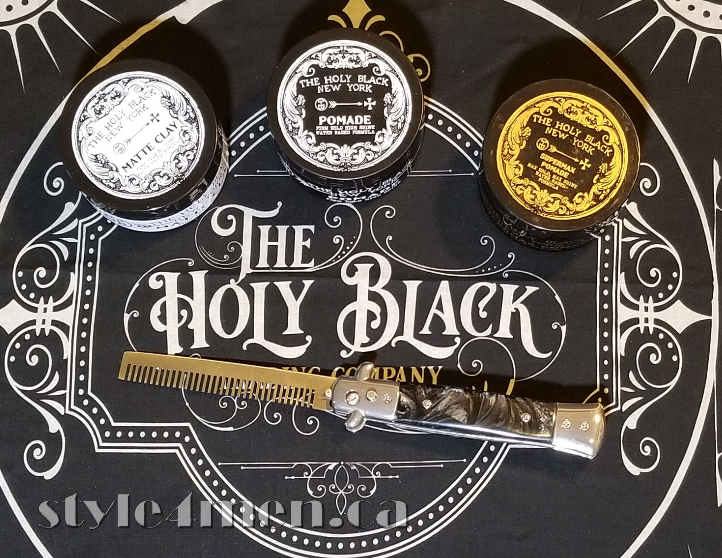 The Holy Black