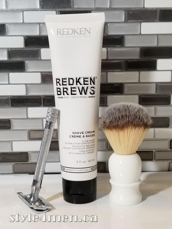 Redken Brews Shave Cream