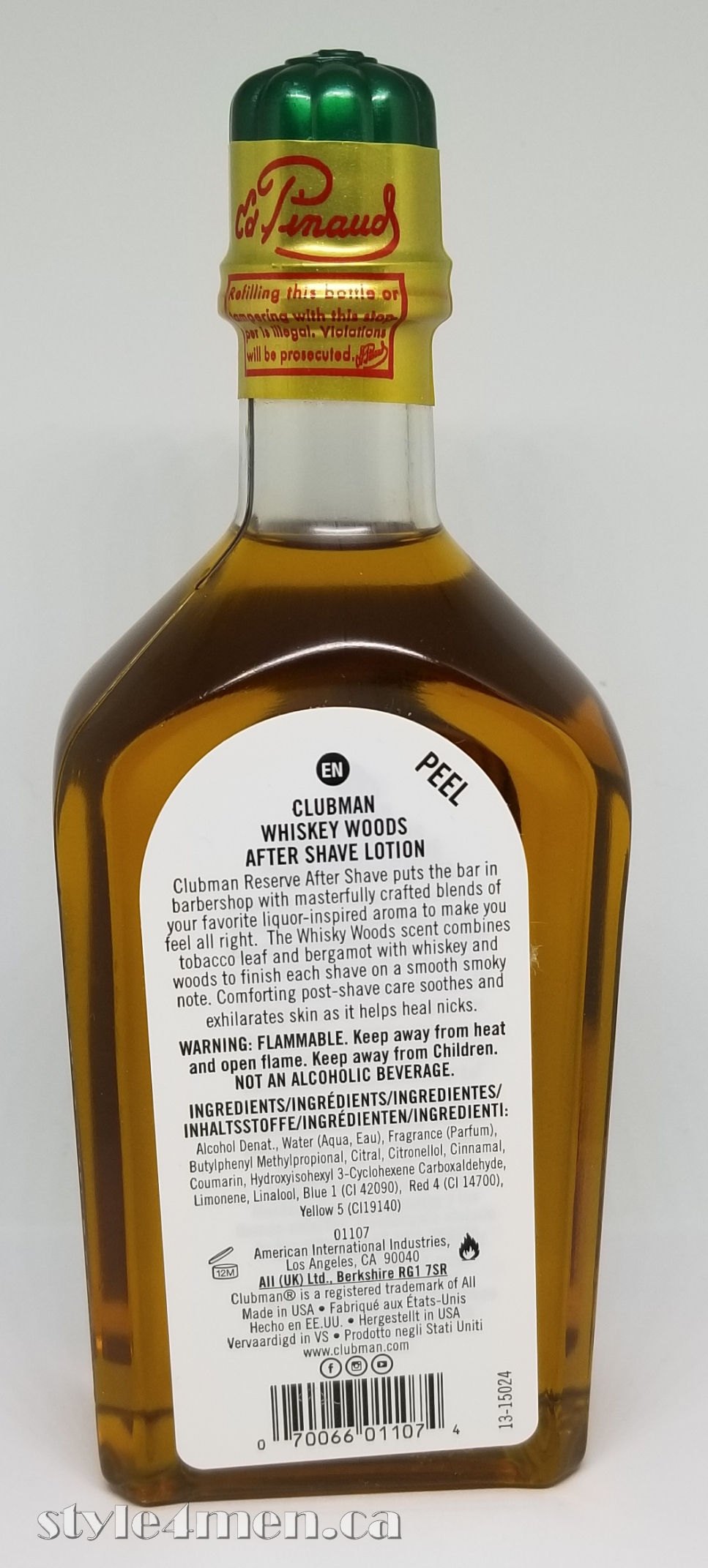 Clubman Reserve After Shave