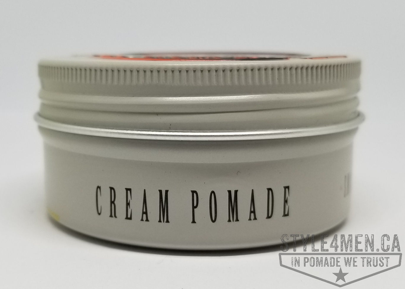 King Brown Cream Pomade The Snake Strikes Again