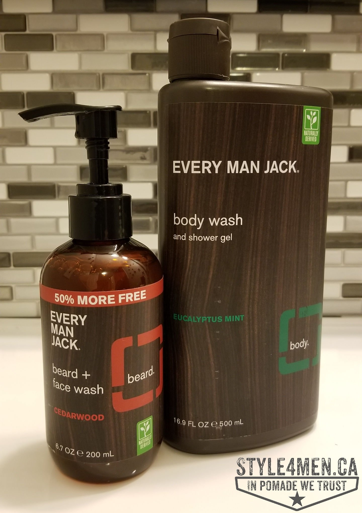 Exploring Every Man Jack products – Part 1