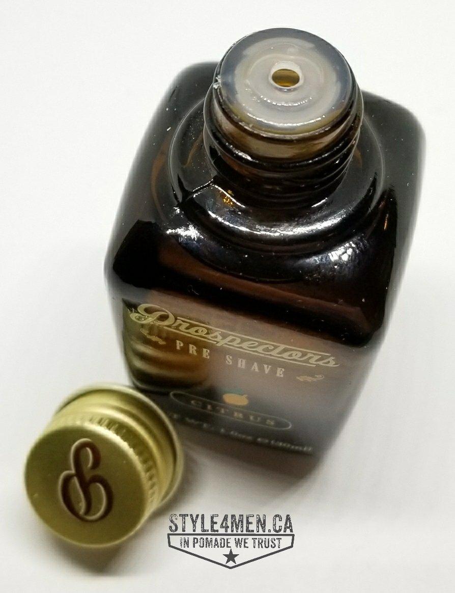 Prospector Pre-Shave Oil
