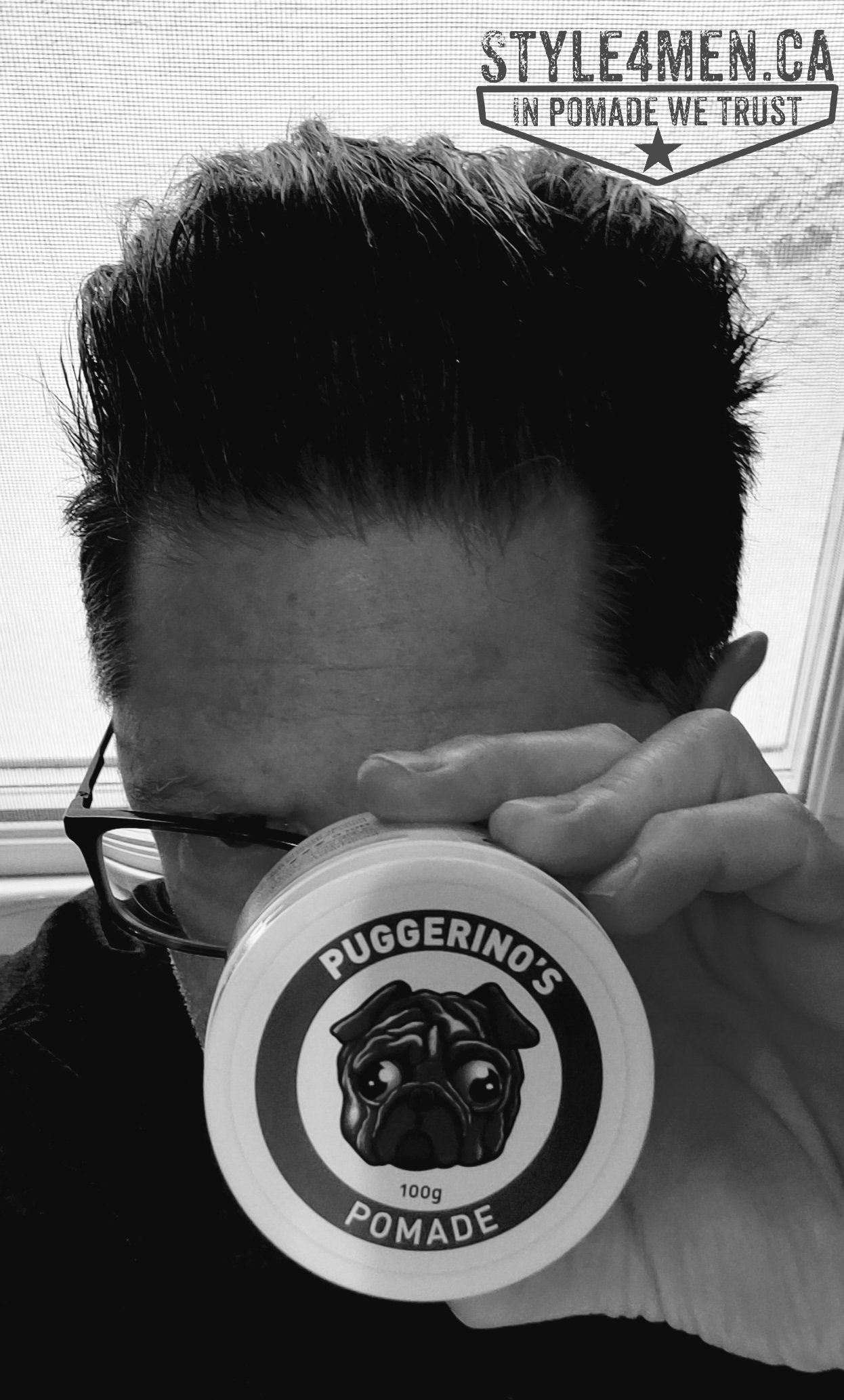 PUGGERINO'S Pomade