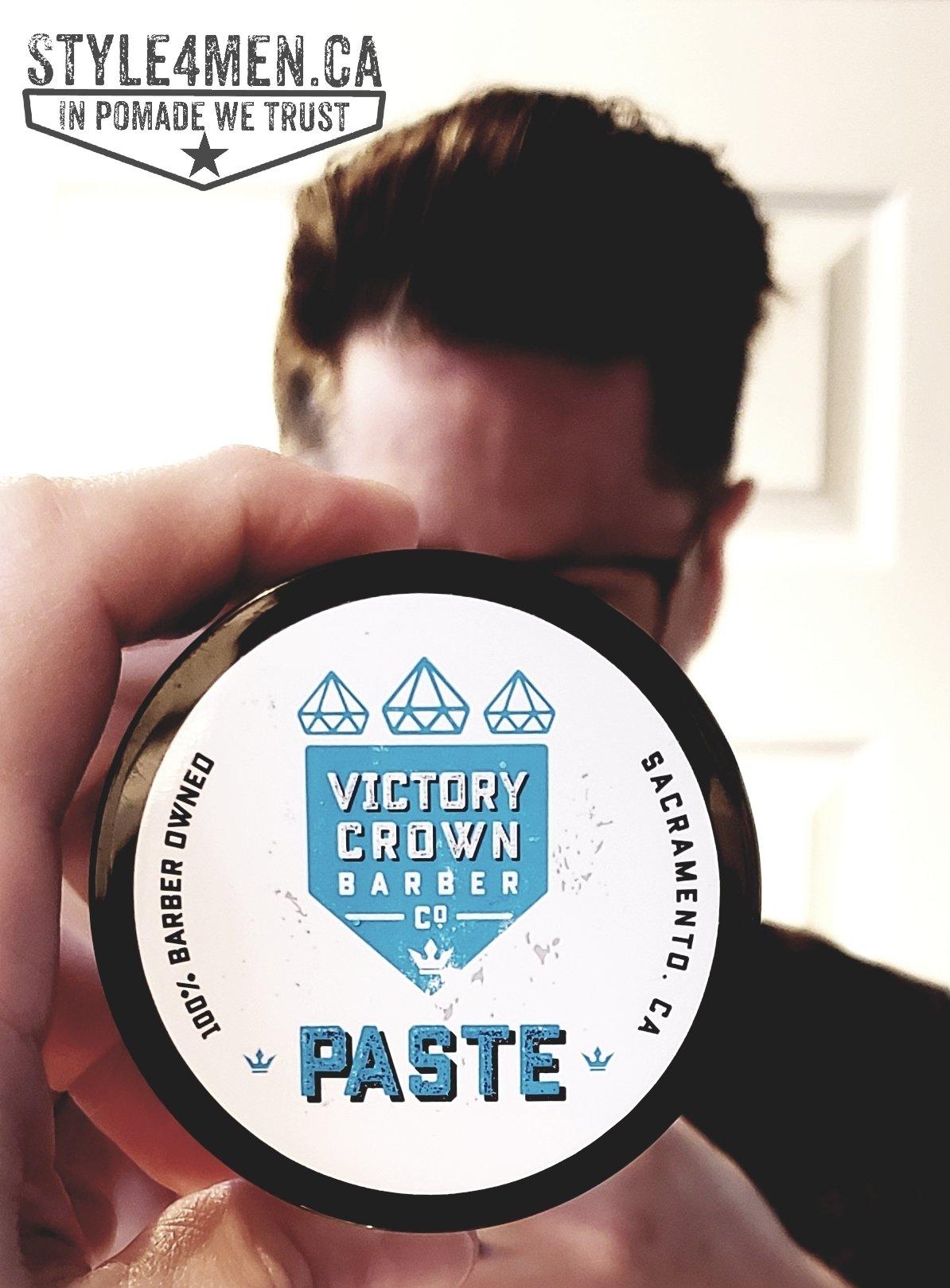 Victory Crown PASTE