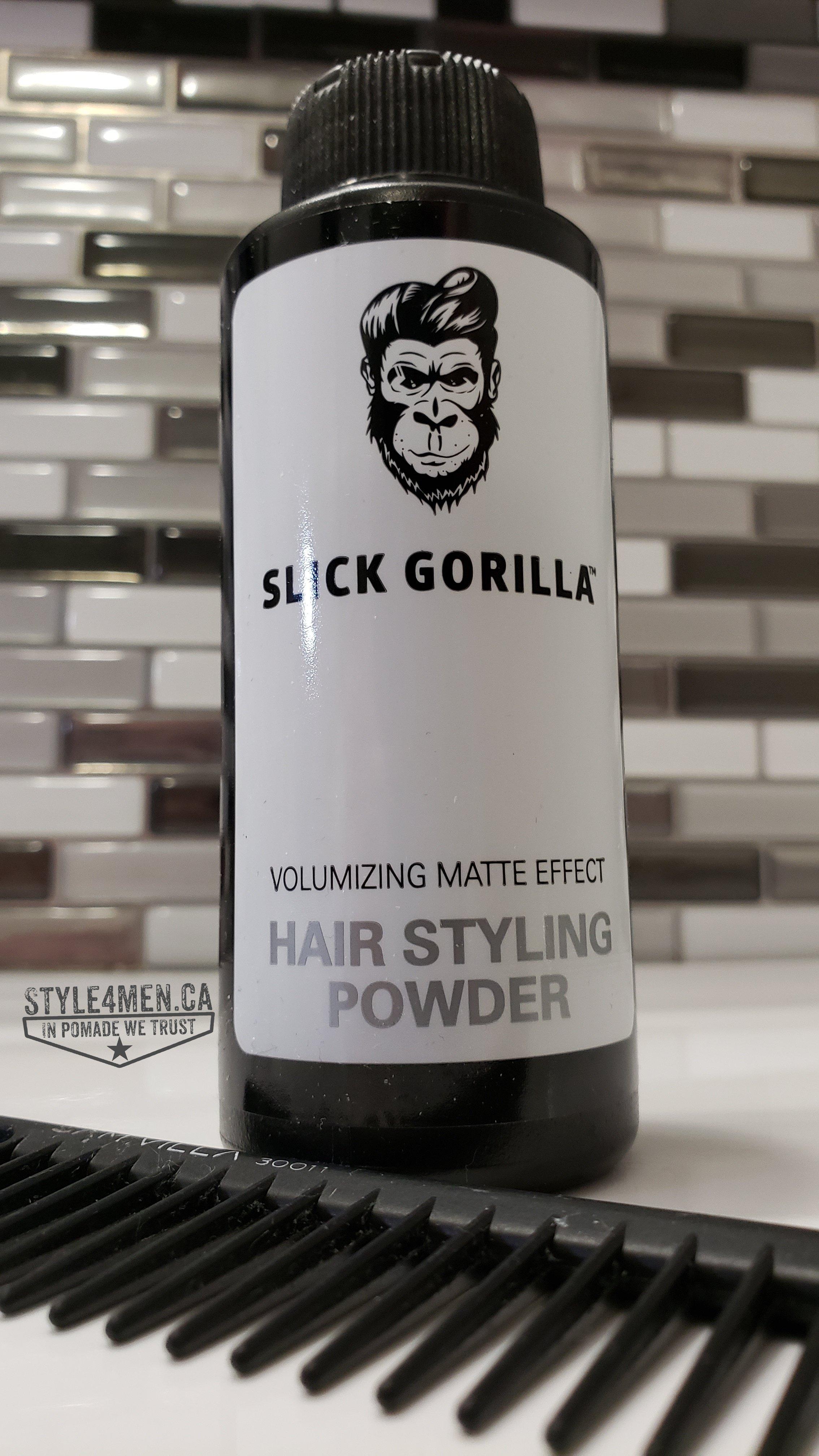 Hair Styling Powder by Slick Gorilla