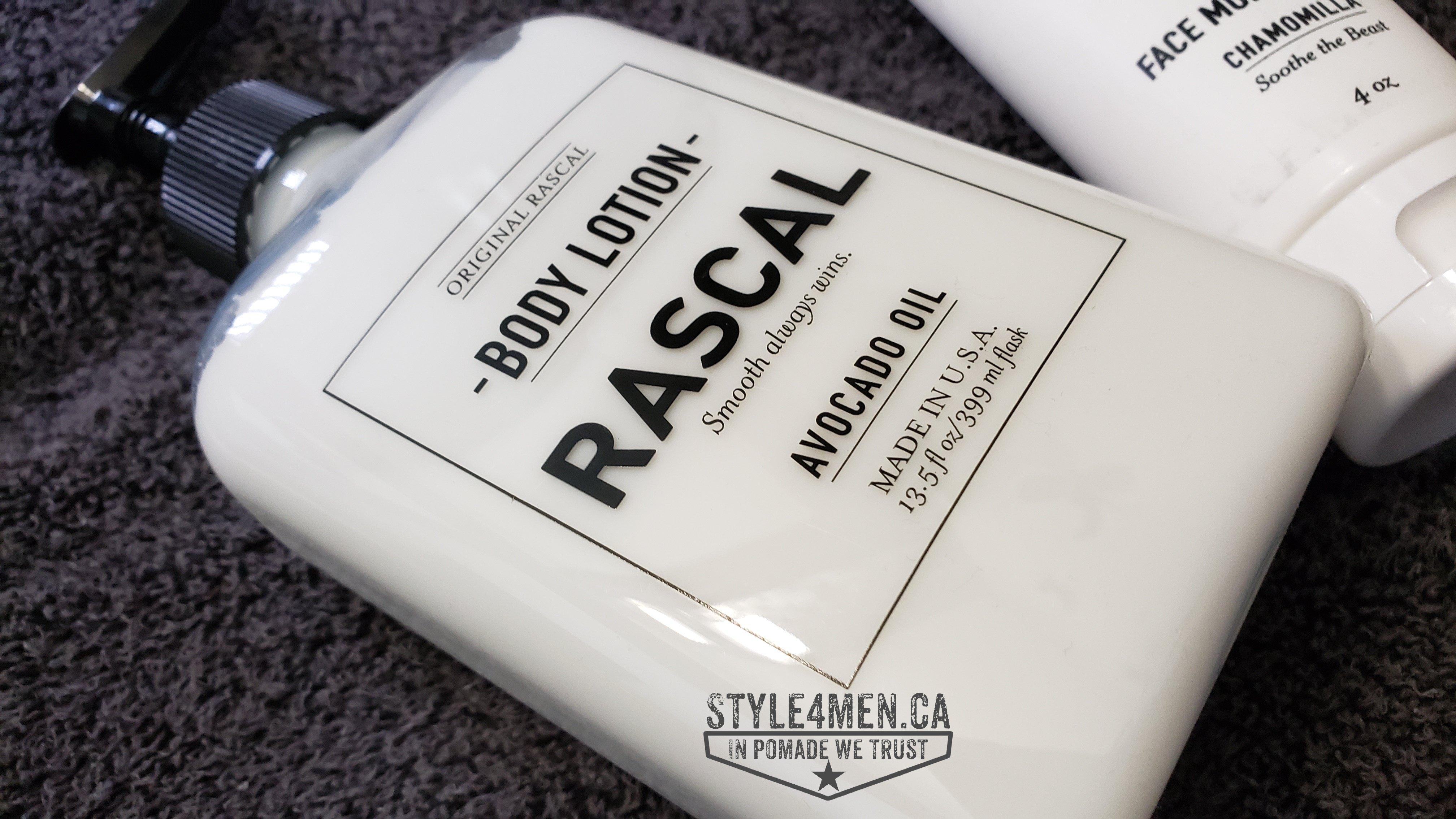 RASCAL Body Lotion