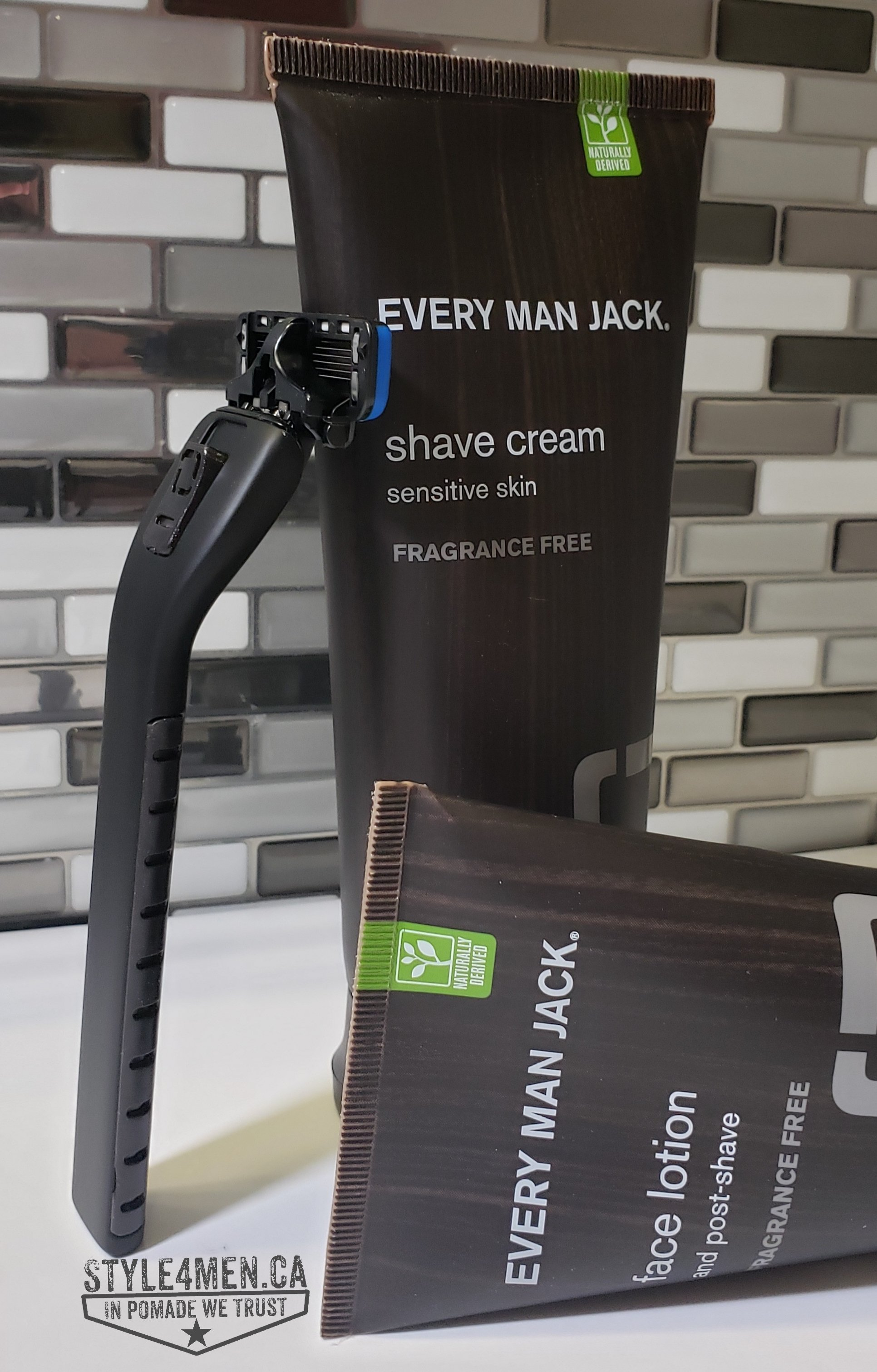 Every Man Jack Razor