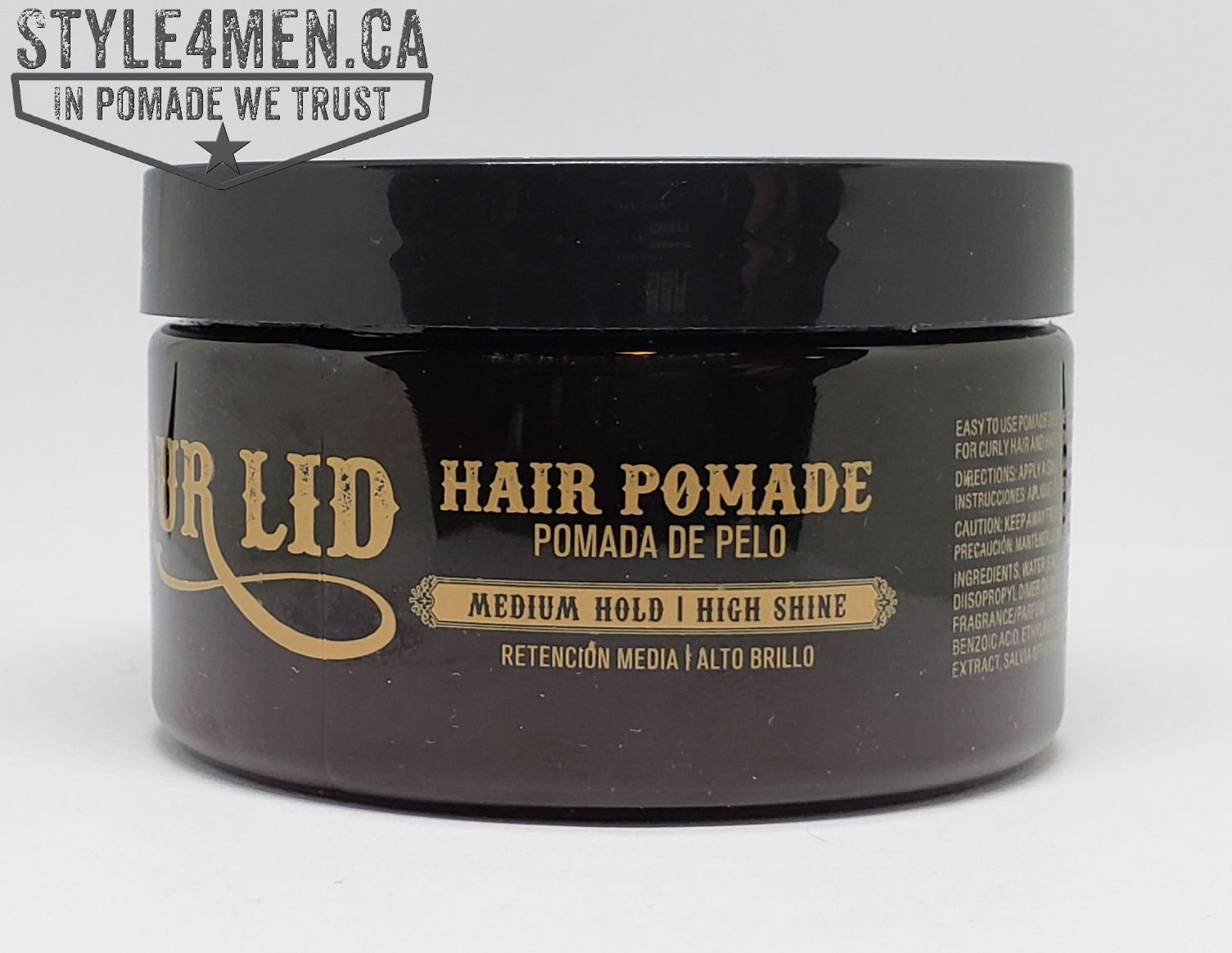 Fix Your Lib Pomade