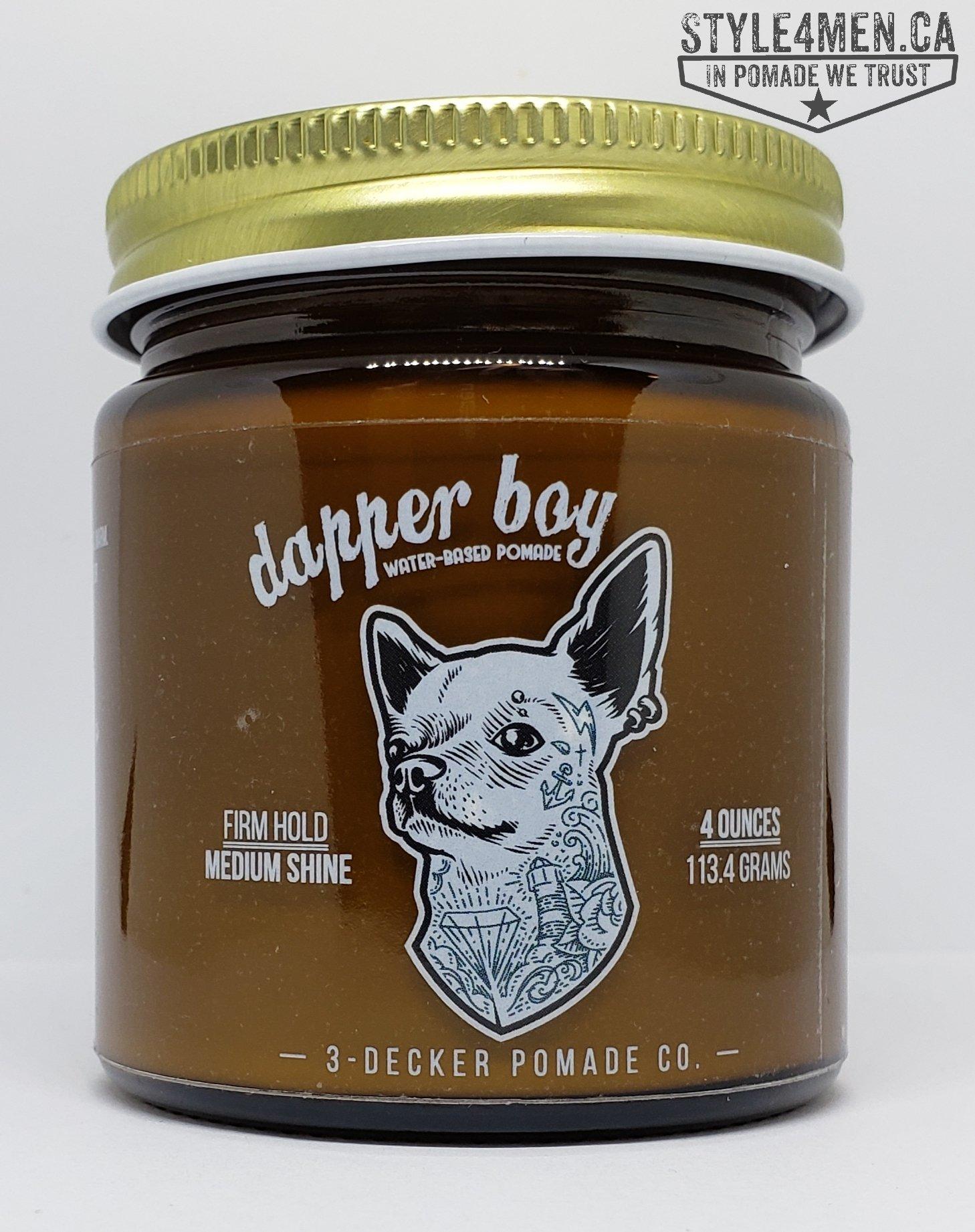 Dapper Boy 3 Decker Pomade Co.