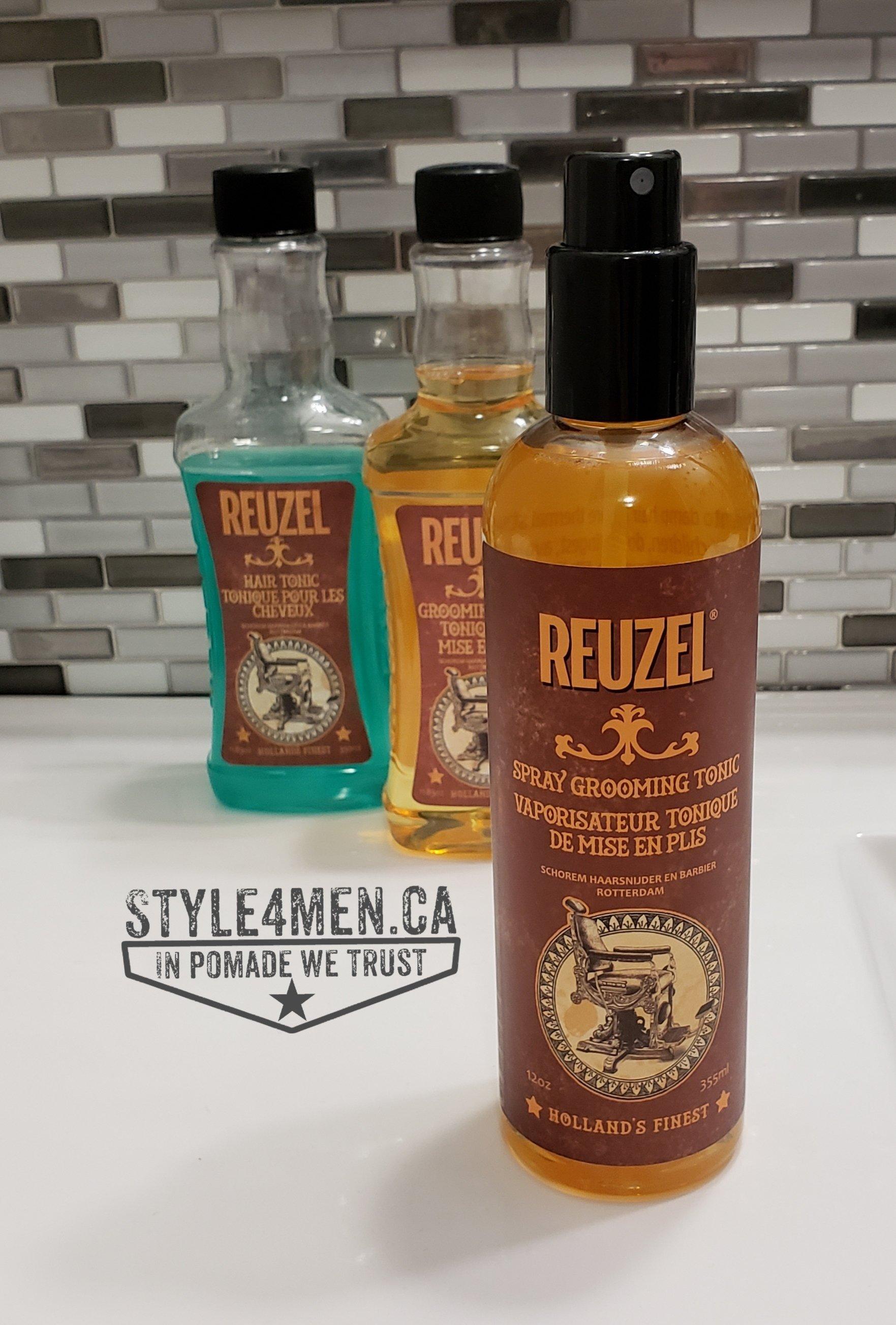 "REUZEL ""Spray"" Grooming Tonic"