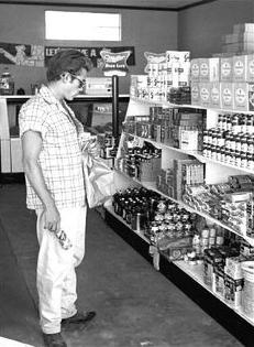 James Dean Shopping
