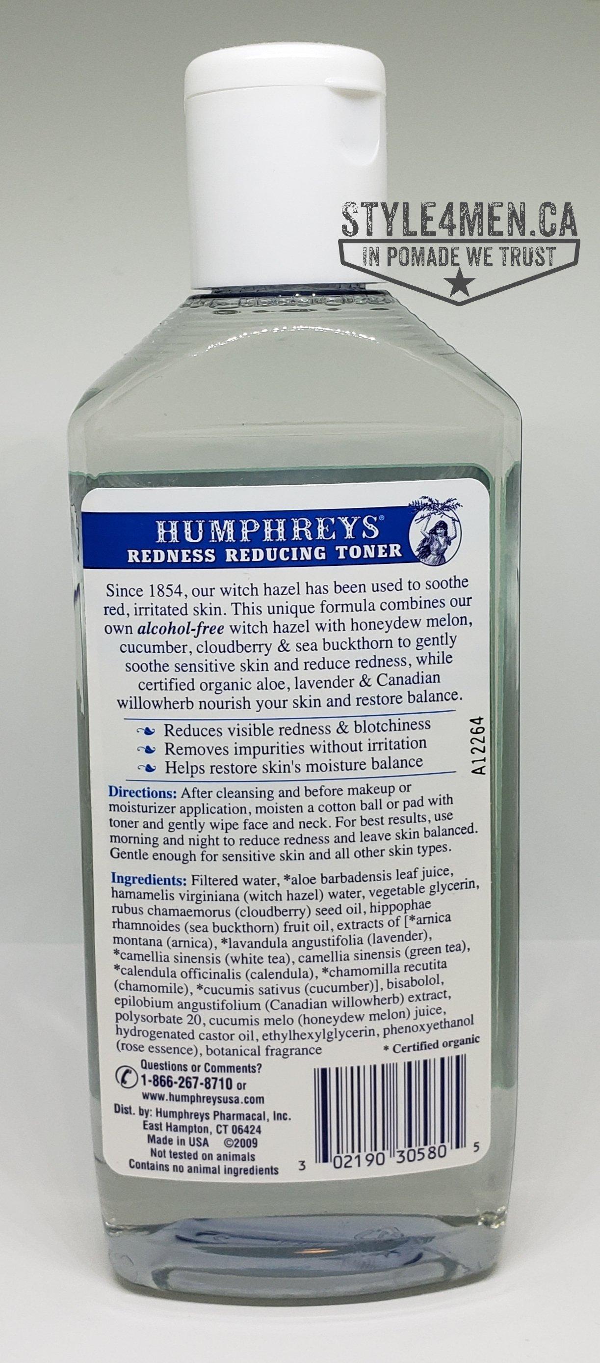 Humphreys Witch Hazel