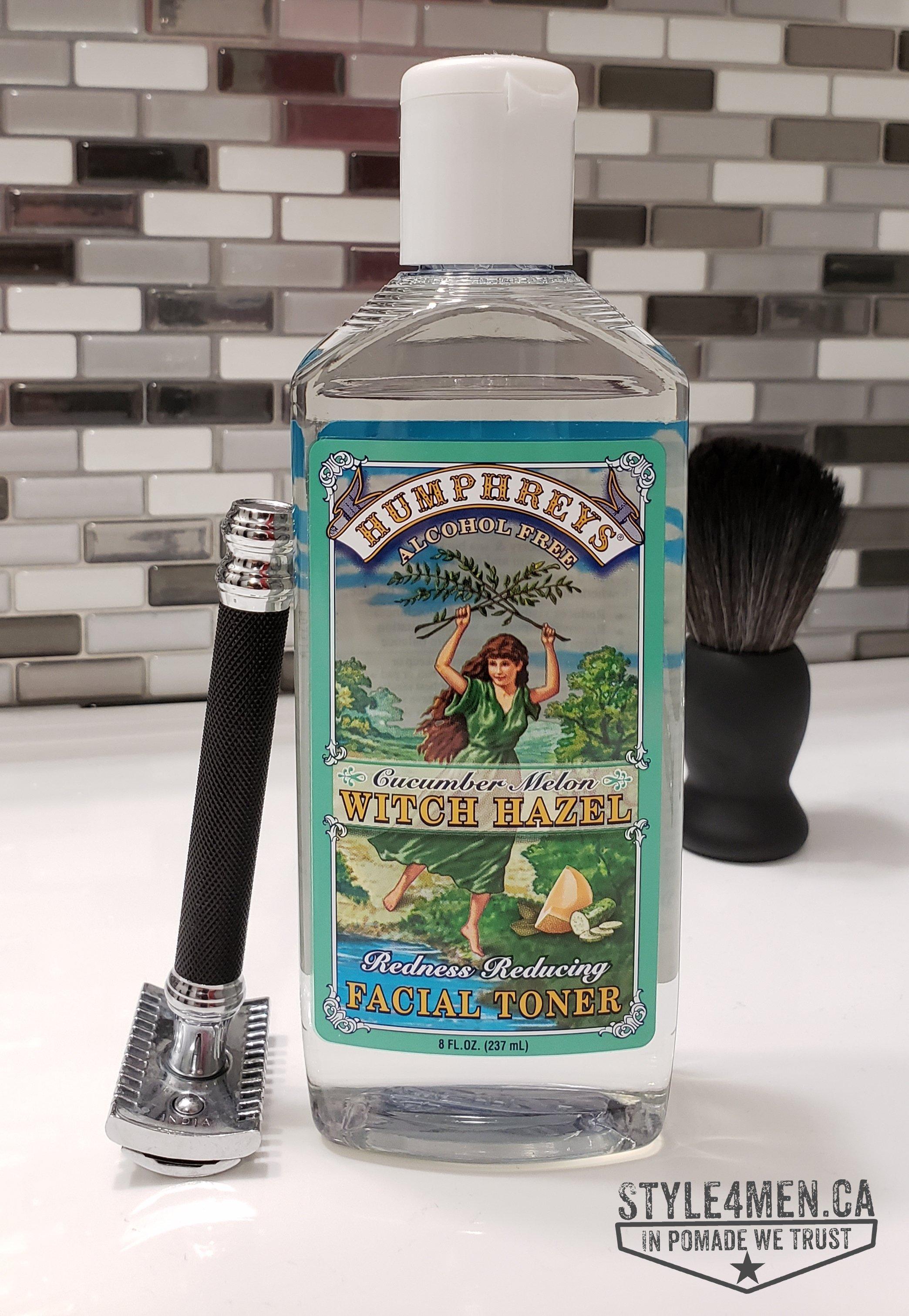 Humphreys Facial Toner / Aftershave