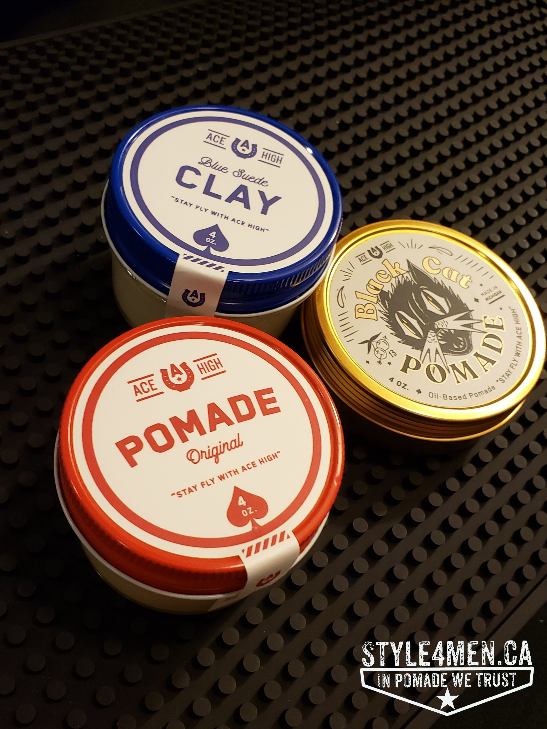 Pomades by ACE HIGH