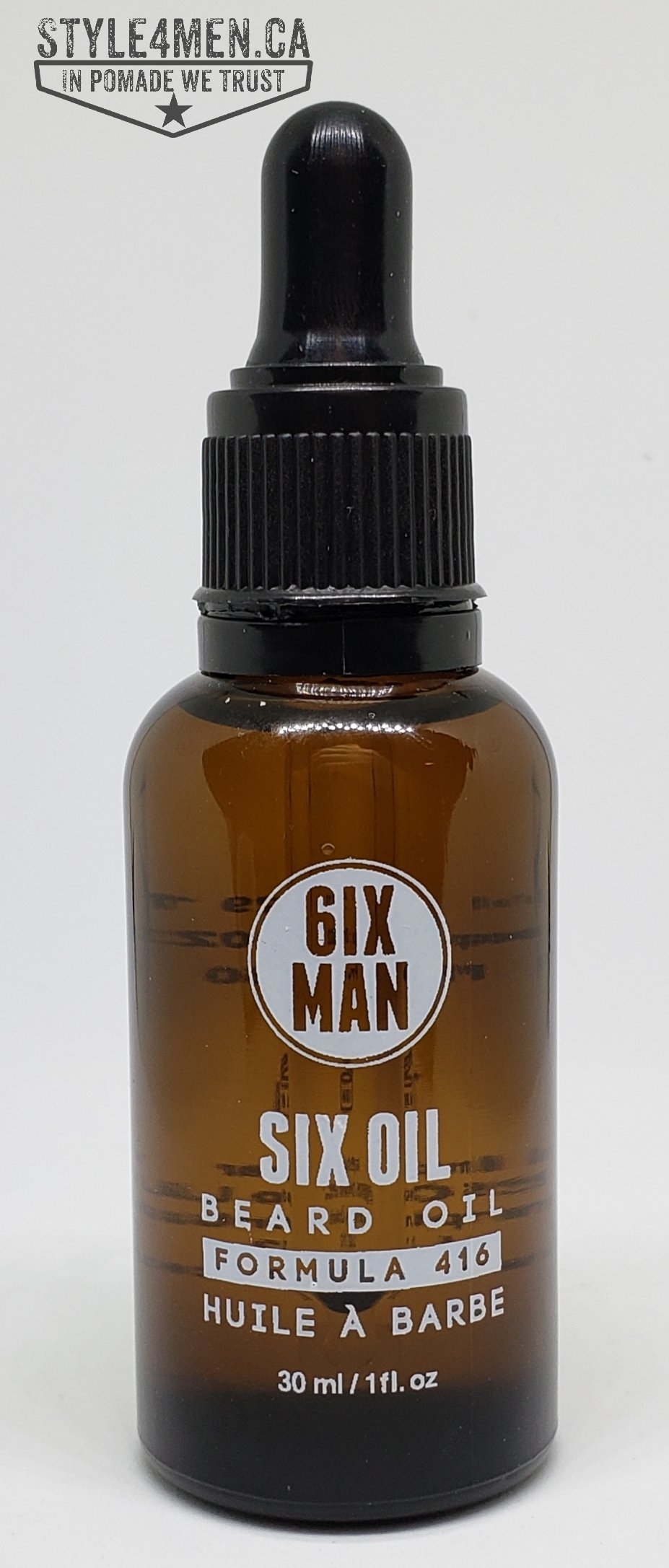 6IX MAN Beard Oil