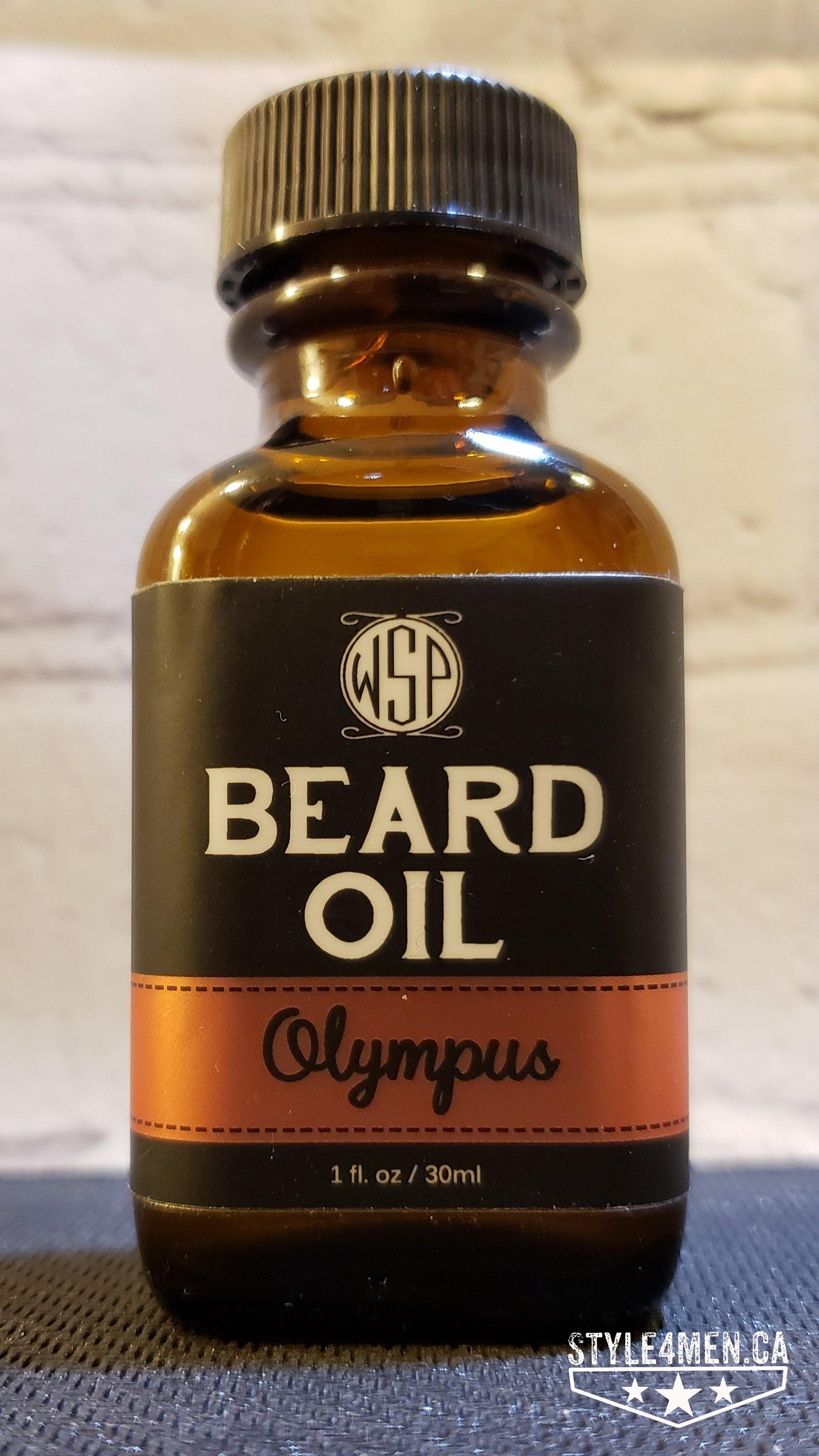 WSP Beard Oil