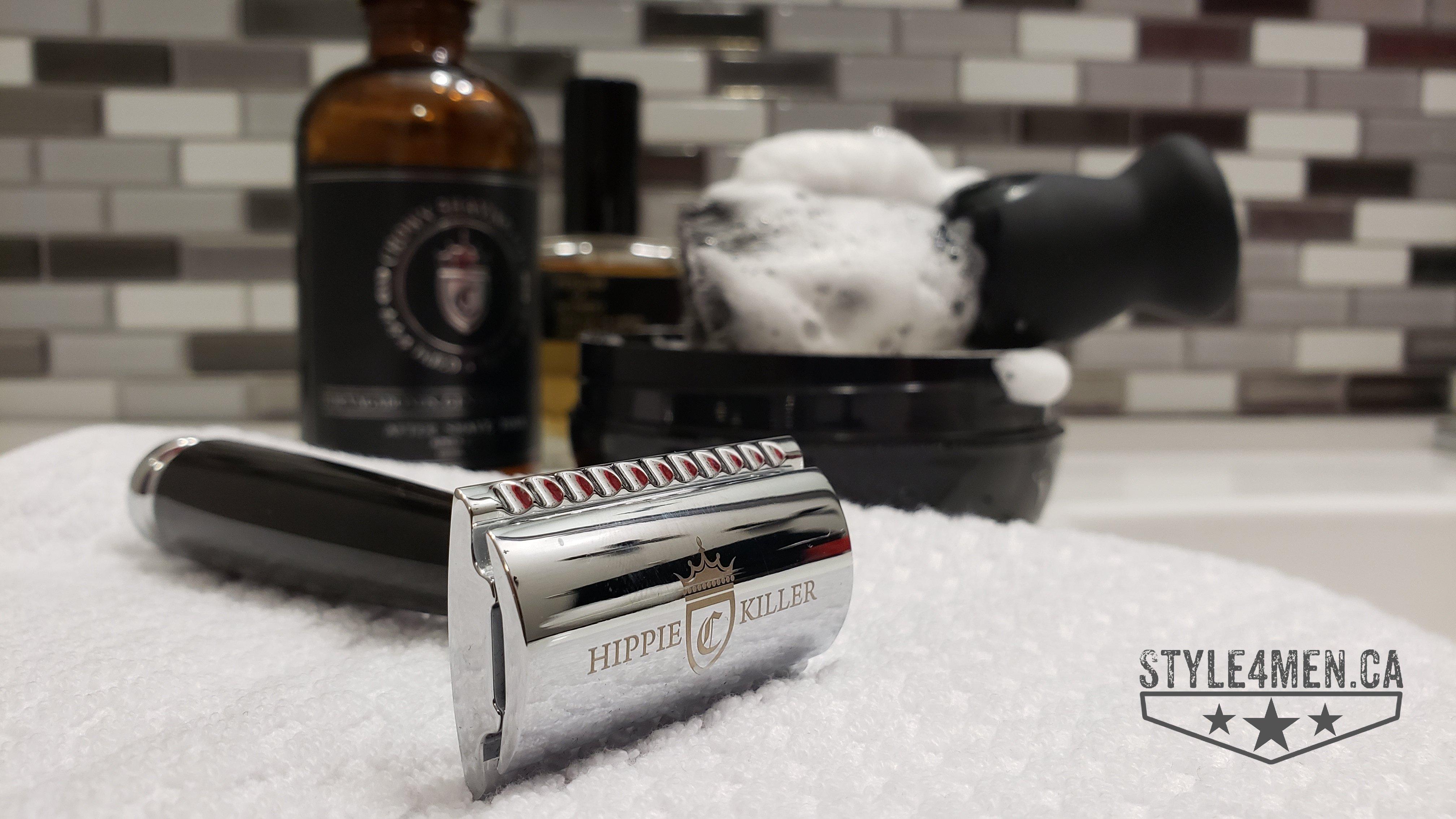 Crown Shaving Razor