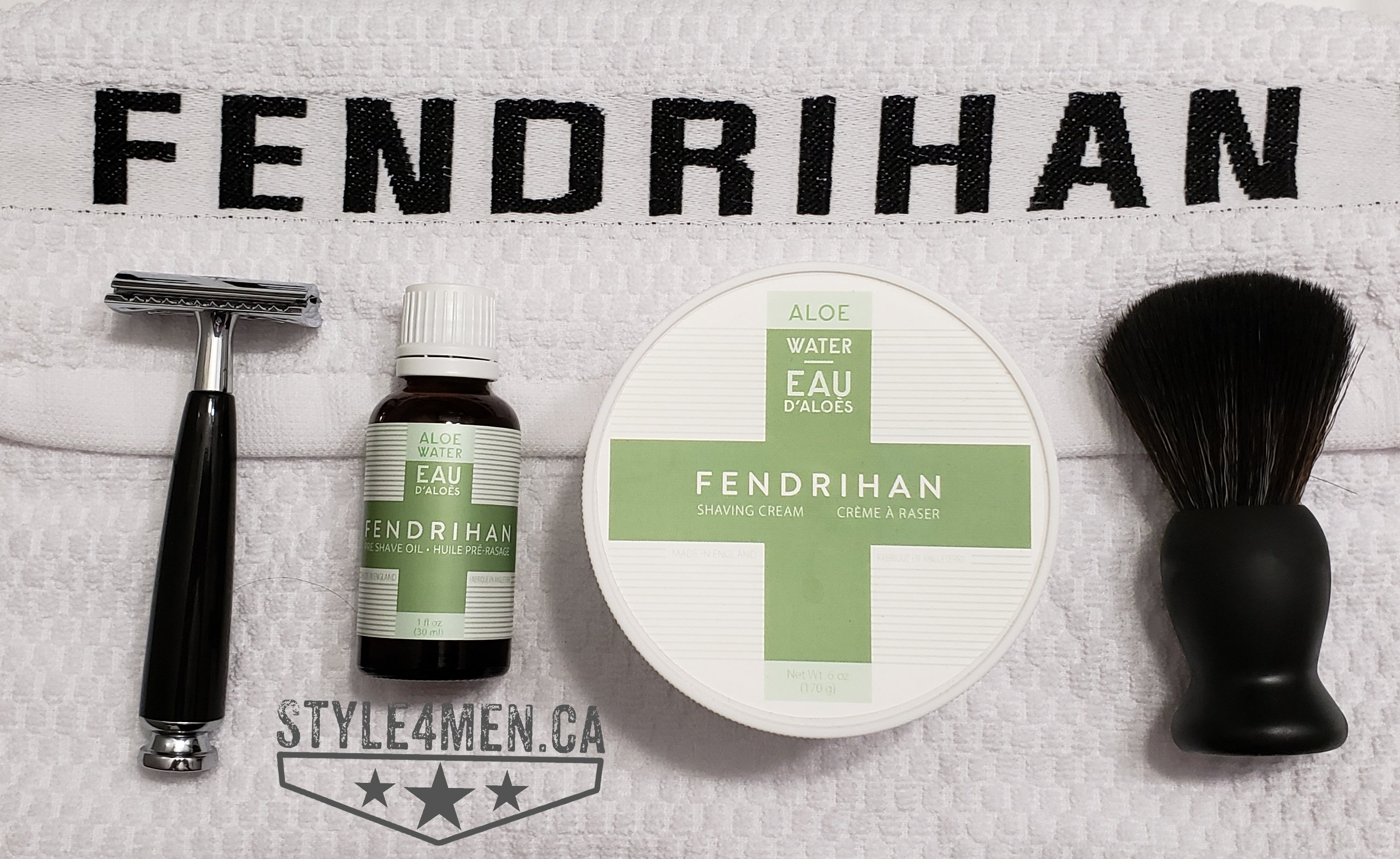 FENDRIHAN Shave Set
